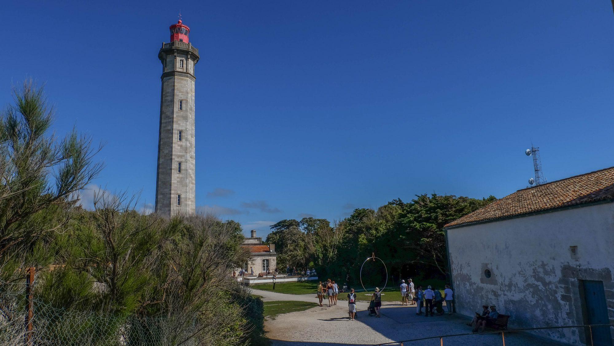 A la découverte du phare de St Clément les Baleines !