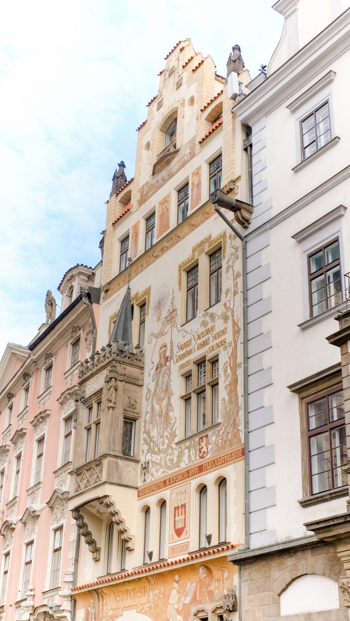 Les belles façades
