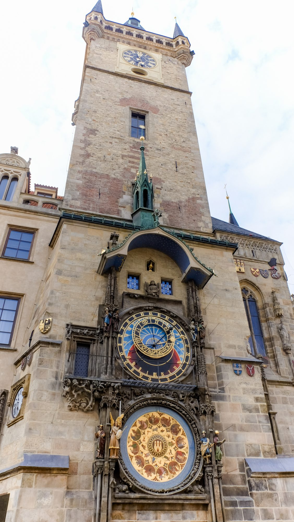Horloge astronomique de Prague