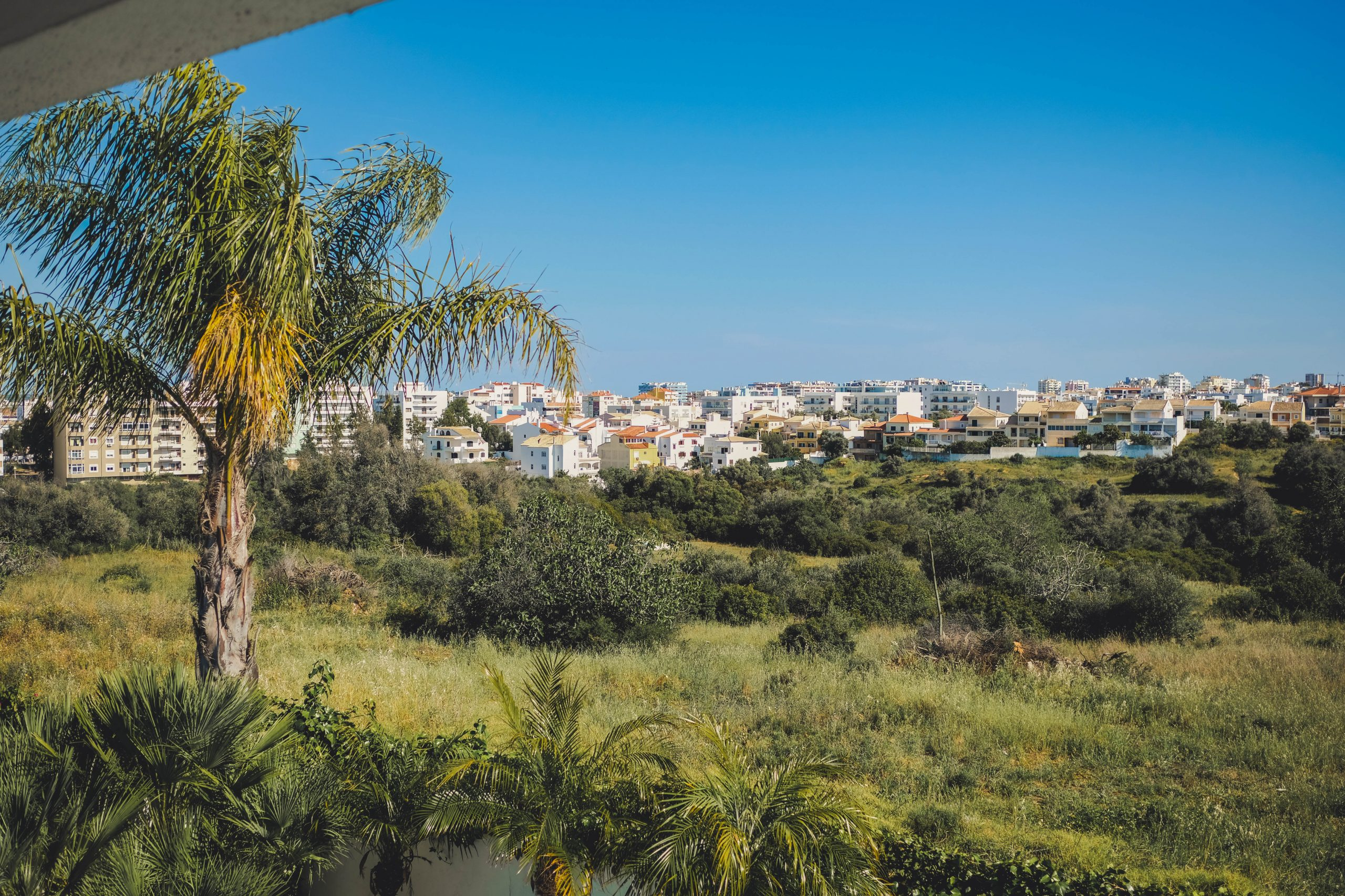 Vue depuis la villa - Portimão, Portugal