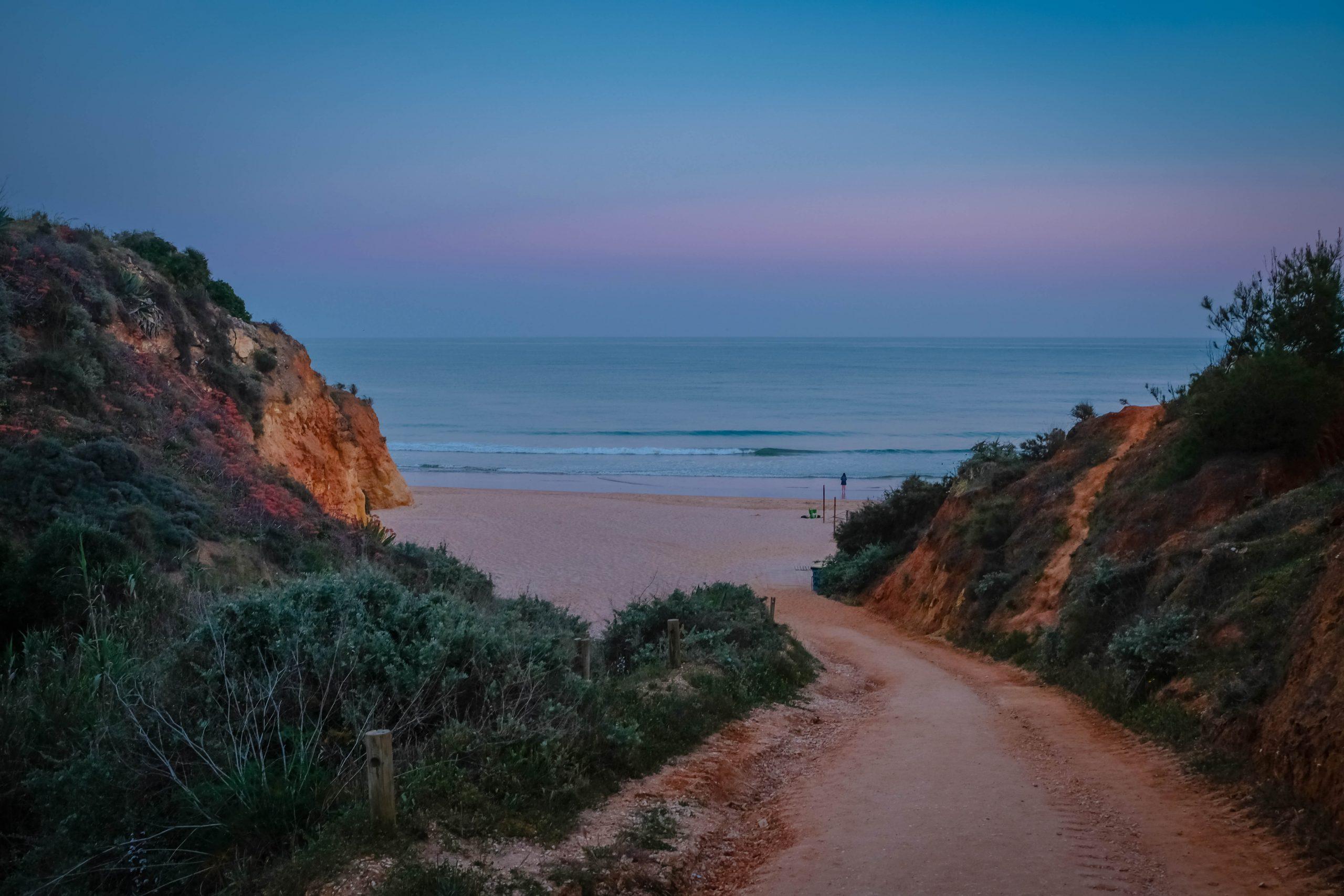 Praia do Vau - Portimao Portugal