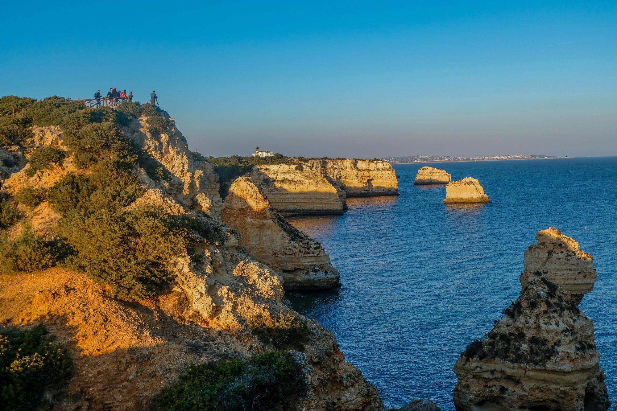 Sentier des 7 vallées suspendues une randonnée incontournable pour découvrir les beaux paysages de l'Algarve