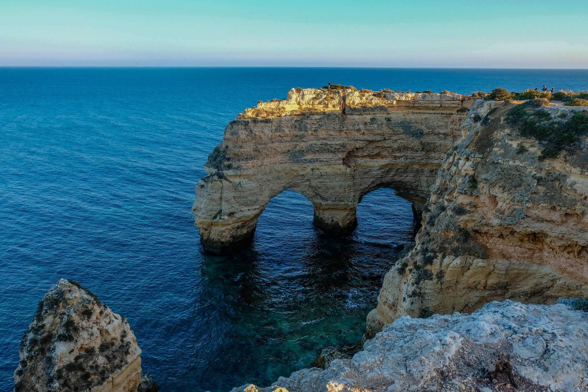 Heart Rocks - Lagoa, Portugal
