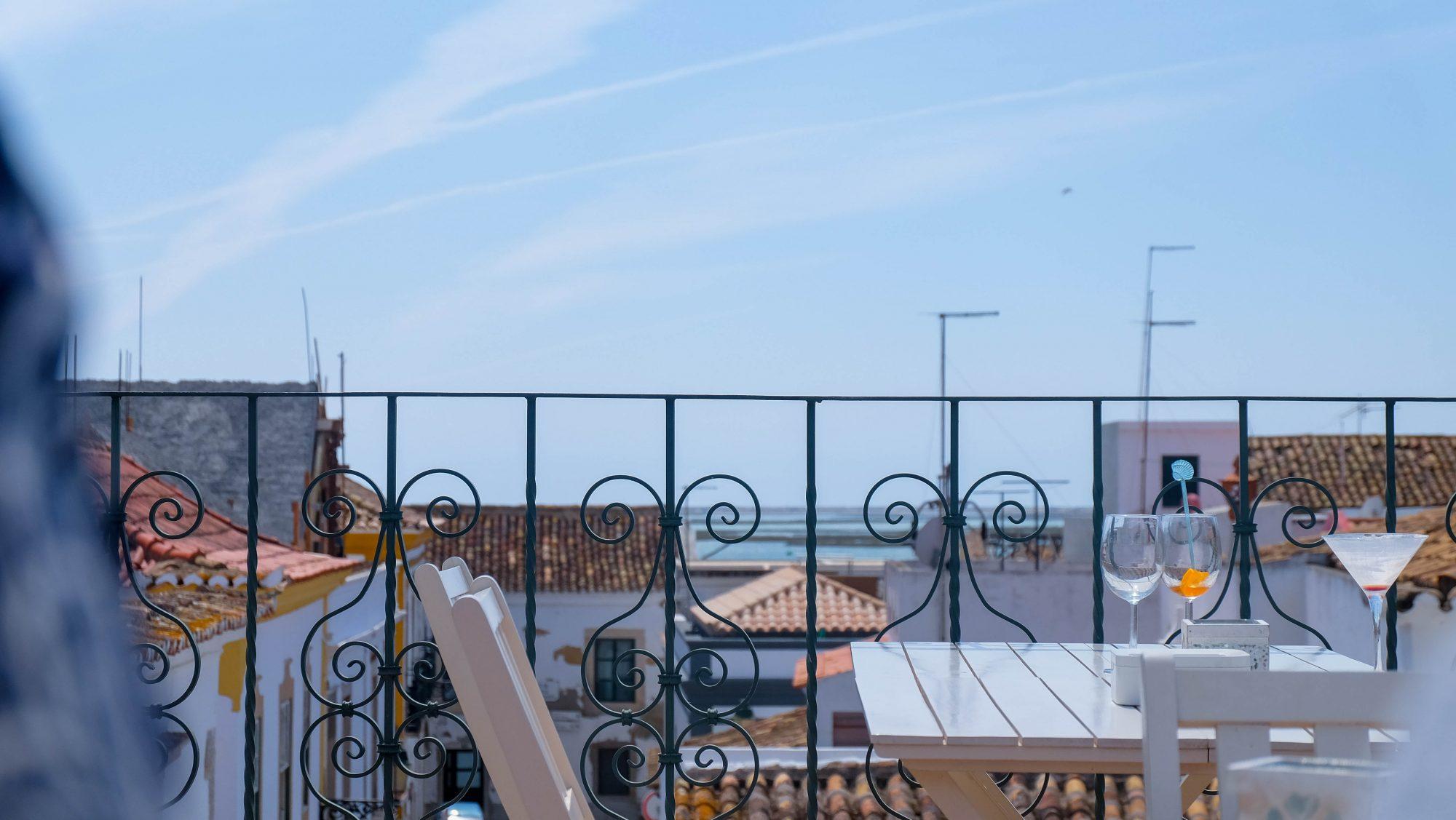 Un Spritz ? - Faro, Portugal