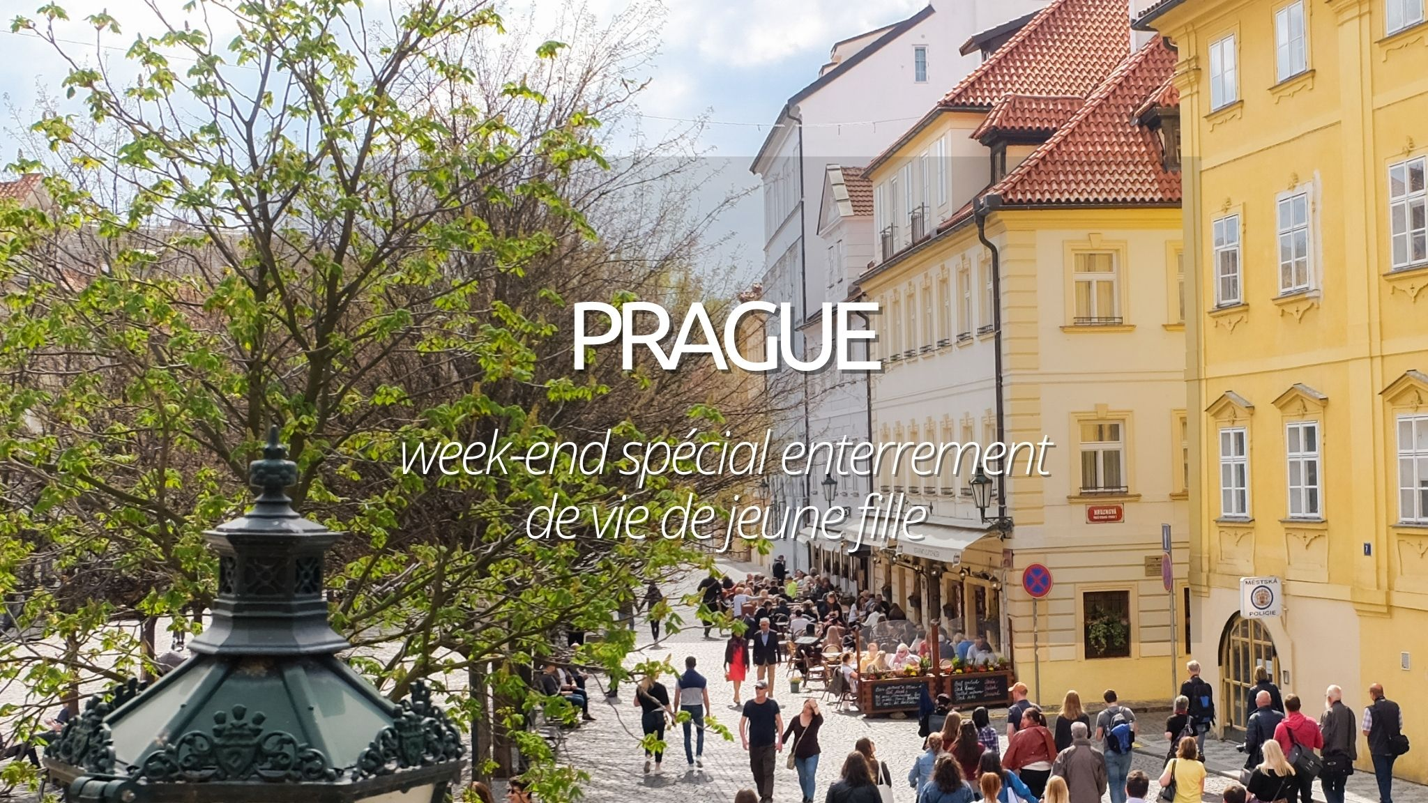 Prague : Weekend expériences entre copines