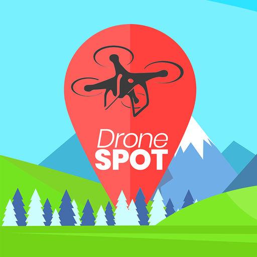 Logo Drone Spot