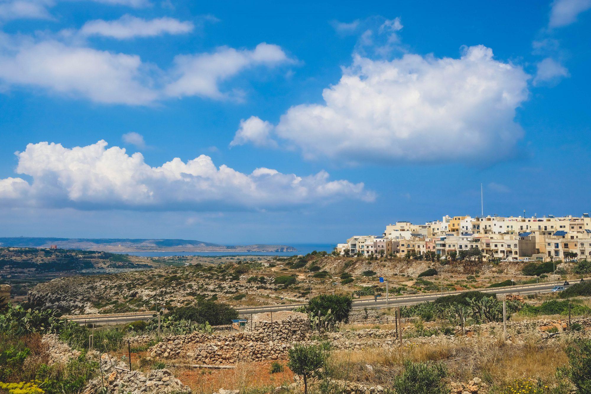 Paysages Maltais