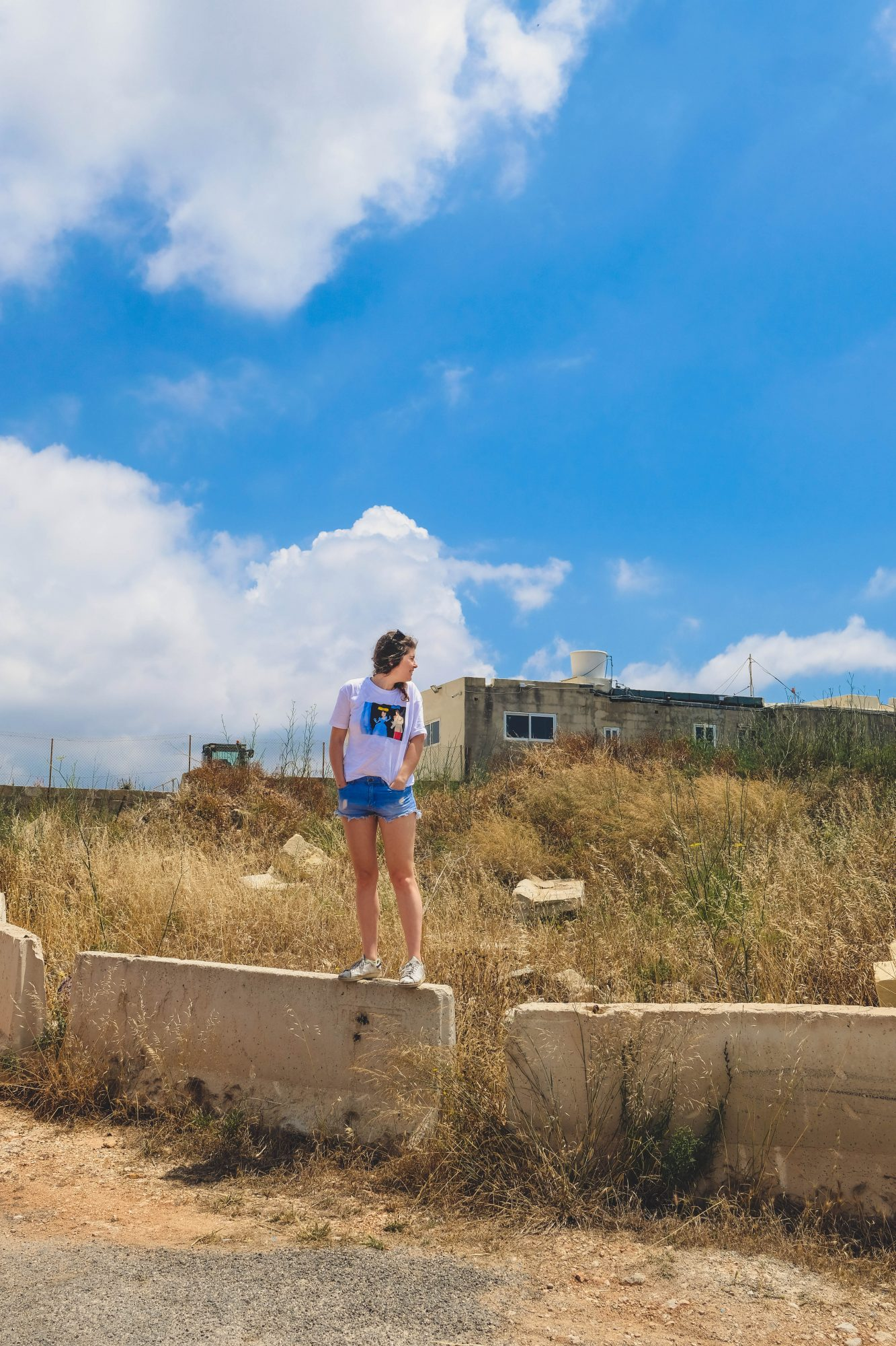 Halte sur la route - Malte