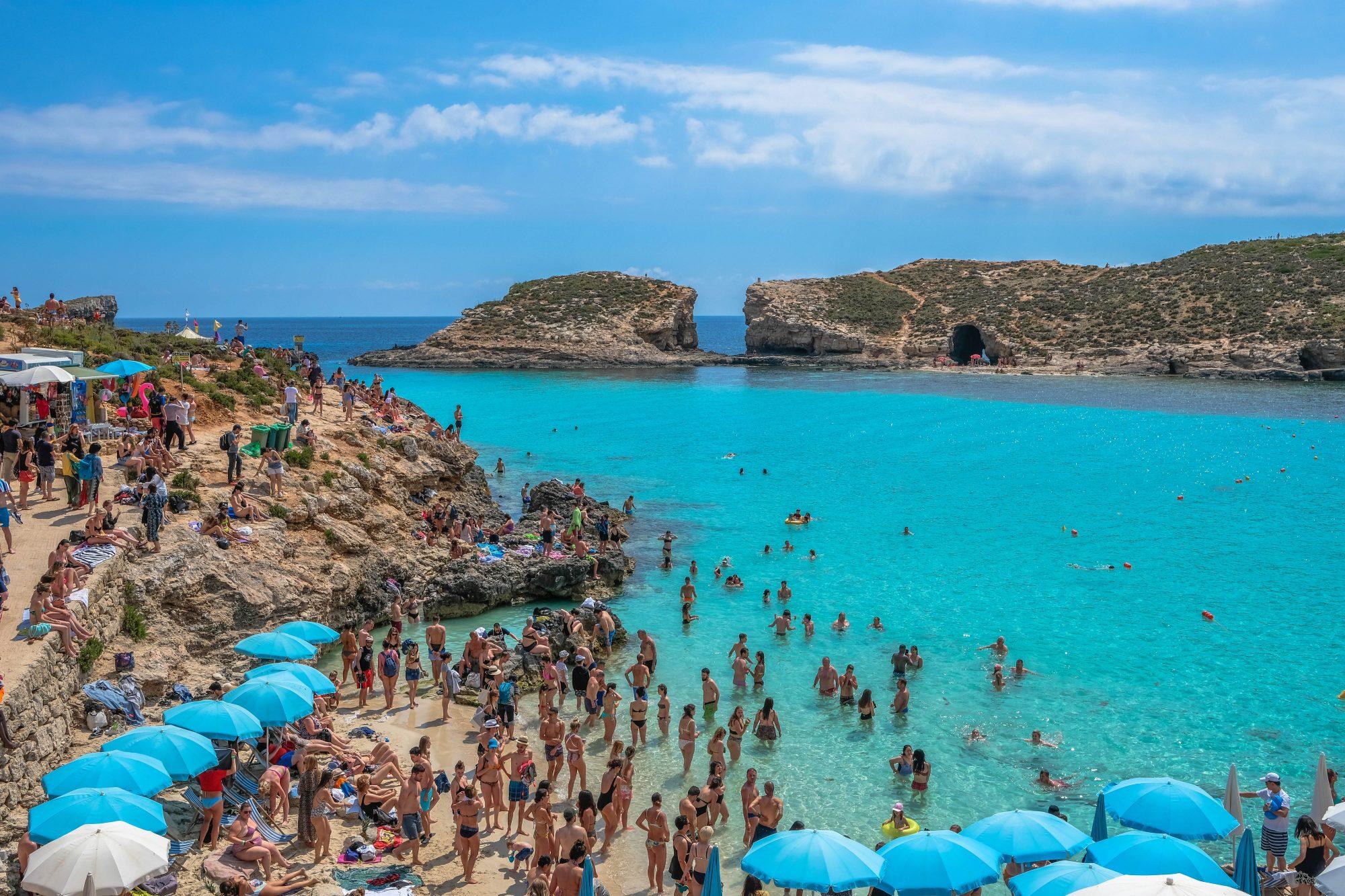 Comino Beach - Malte