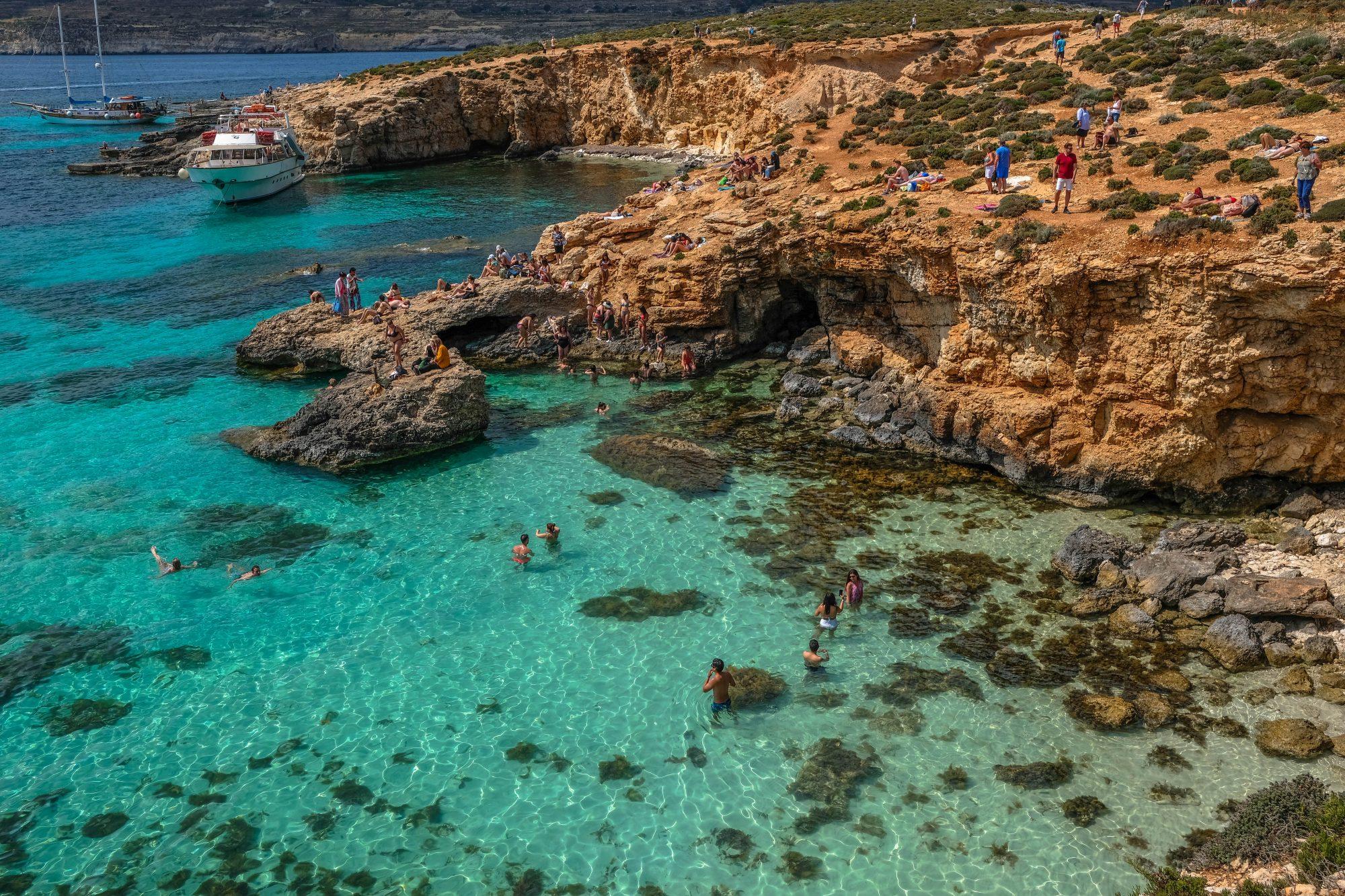 Blue Lagoon 2 Comino Malte