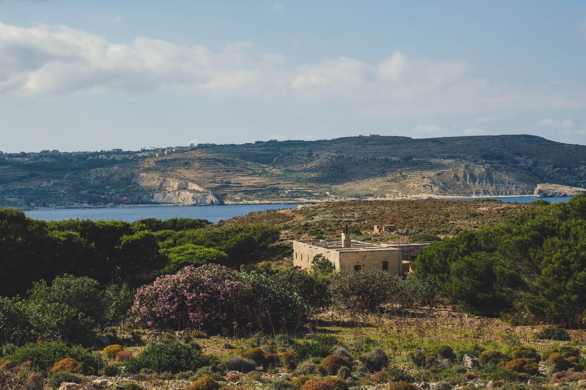 Seul au monde - Comino Malte