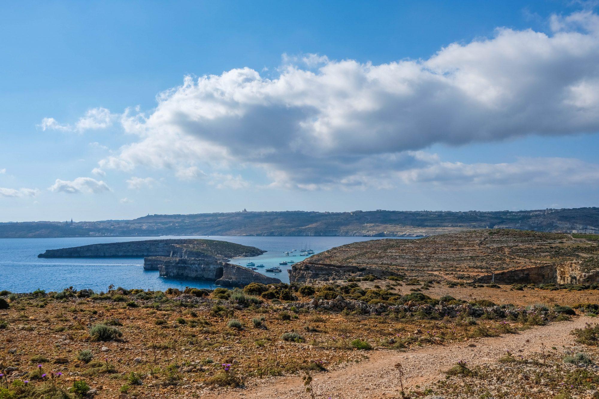 Desert - Comino, Malte