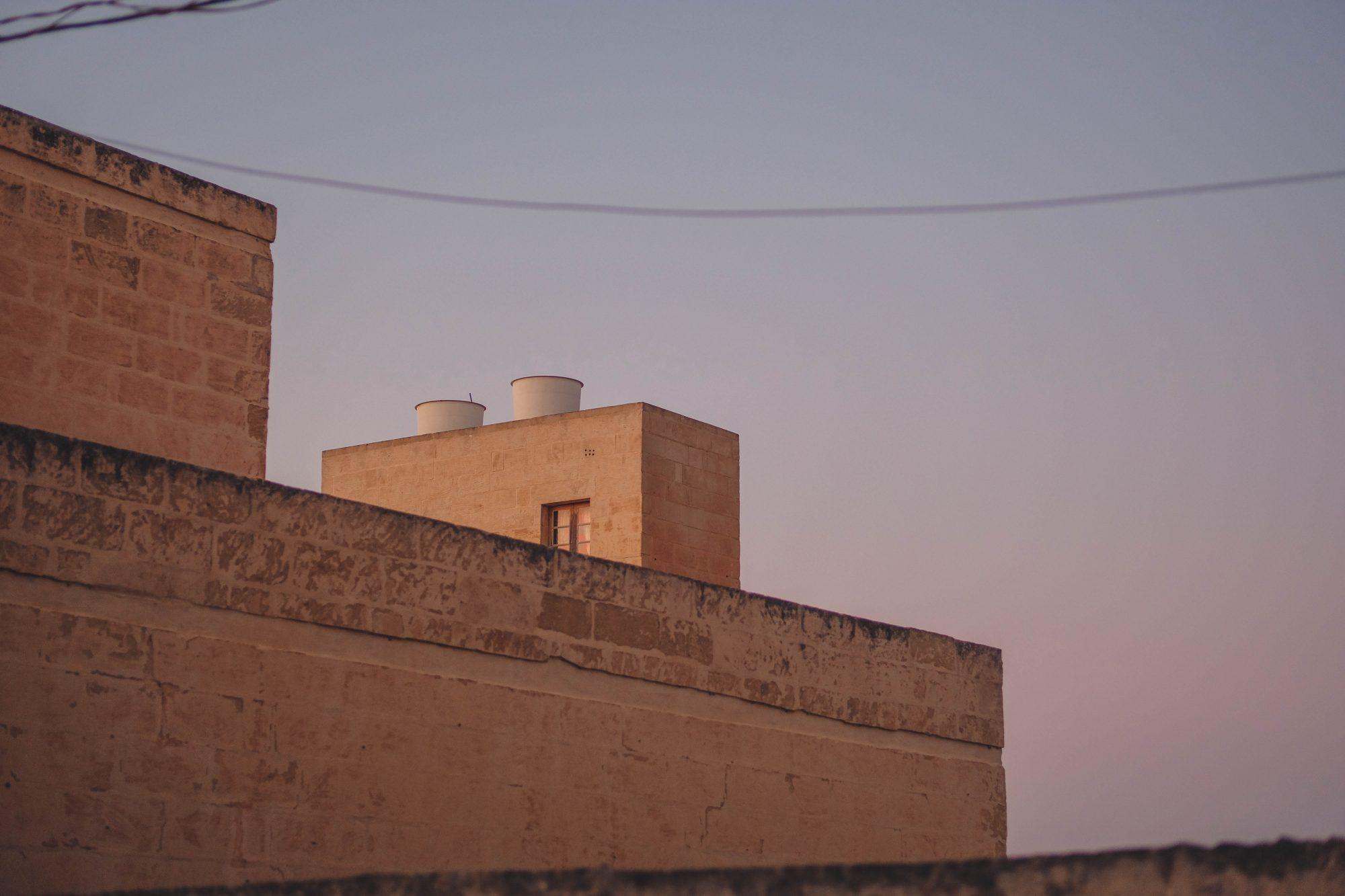 Coucher sur mur - Ta' Pinu Gozo Malte
