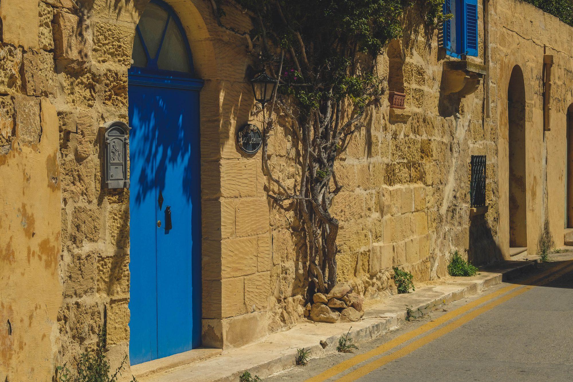 Ruelle de L-Gharb - Malte