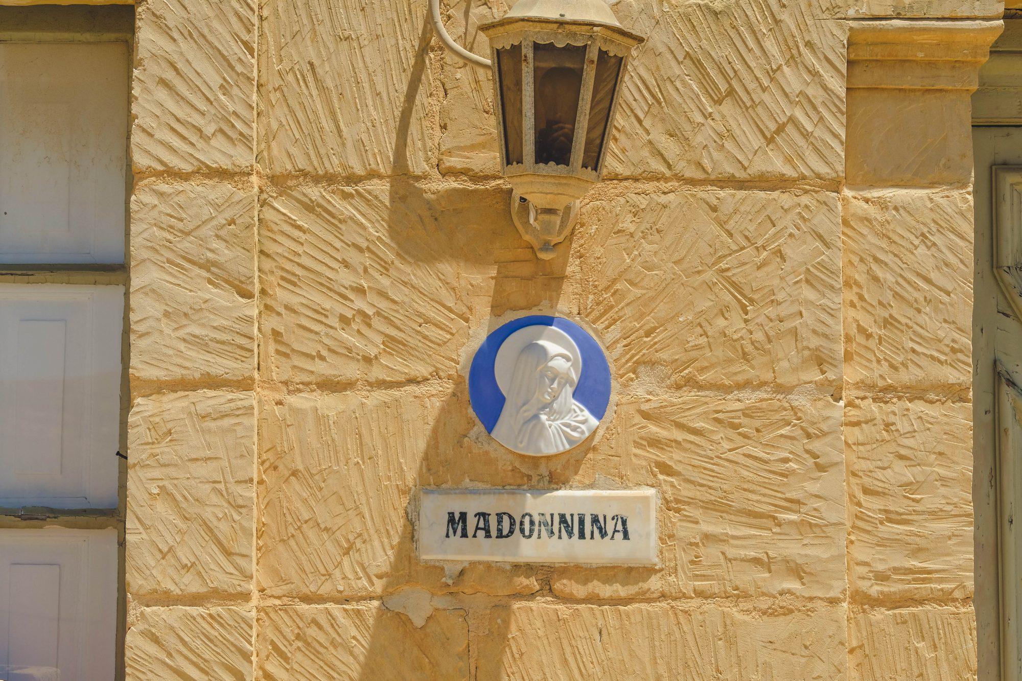 Madonne - Malte Gozo