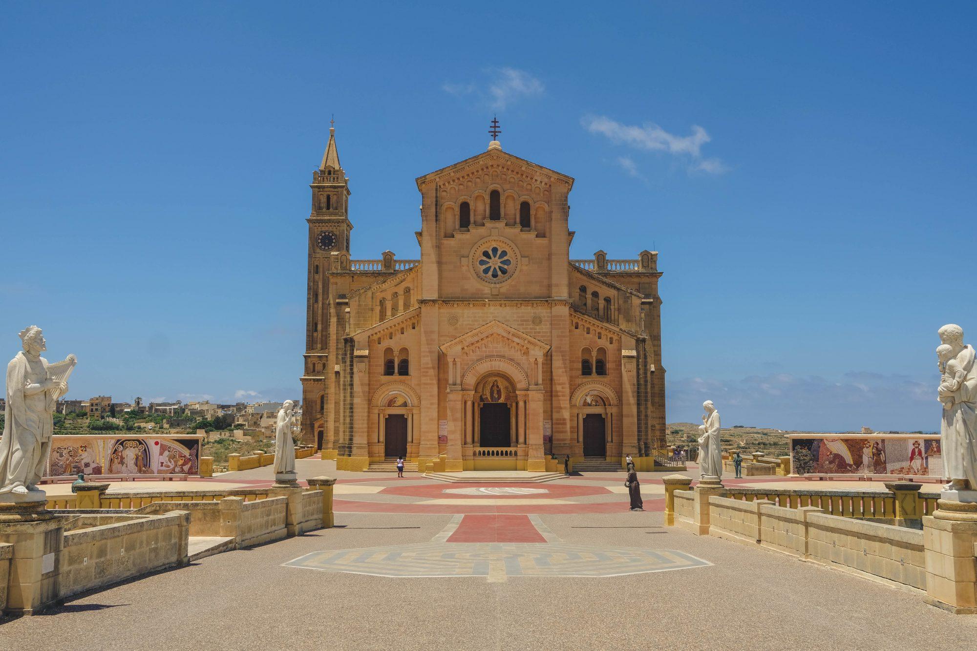 Sanctuaire de Ta'Pinu - Malte Gozo