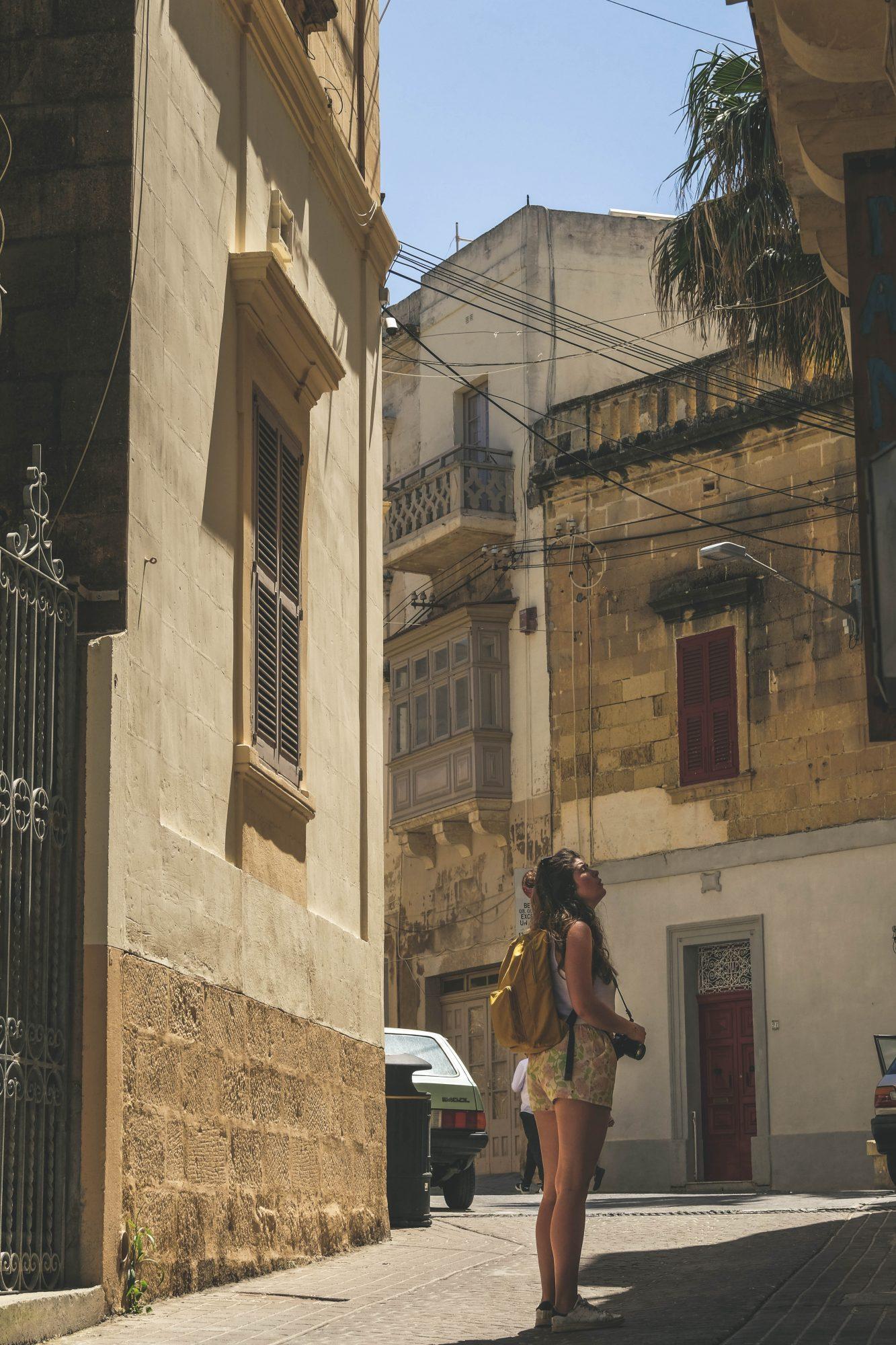 Ruelles de Vittoria - Malte Ir-Rabat
