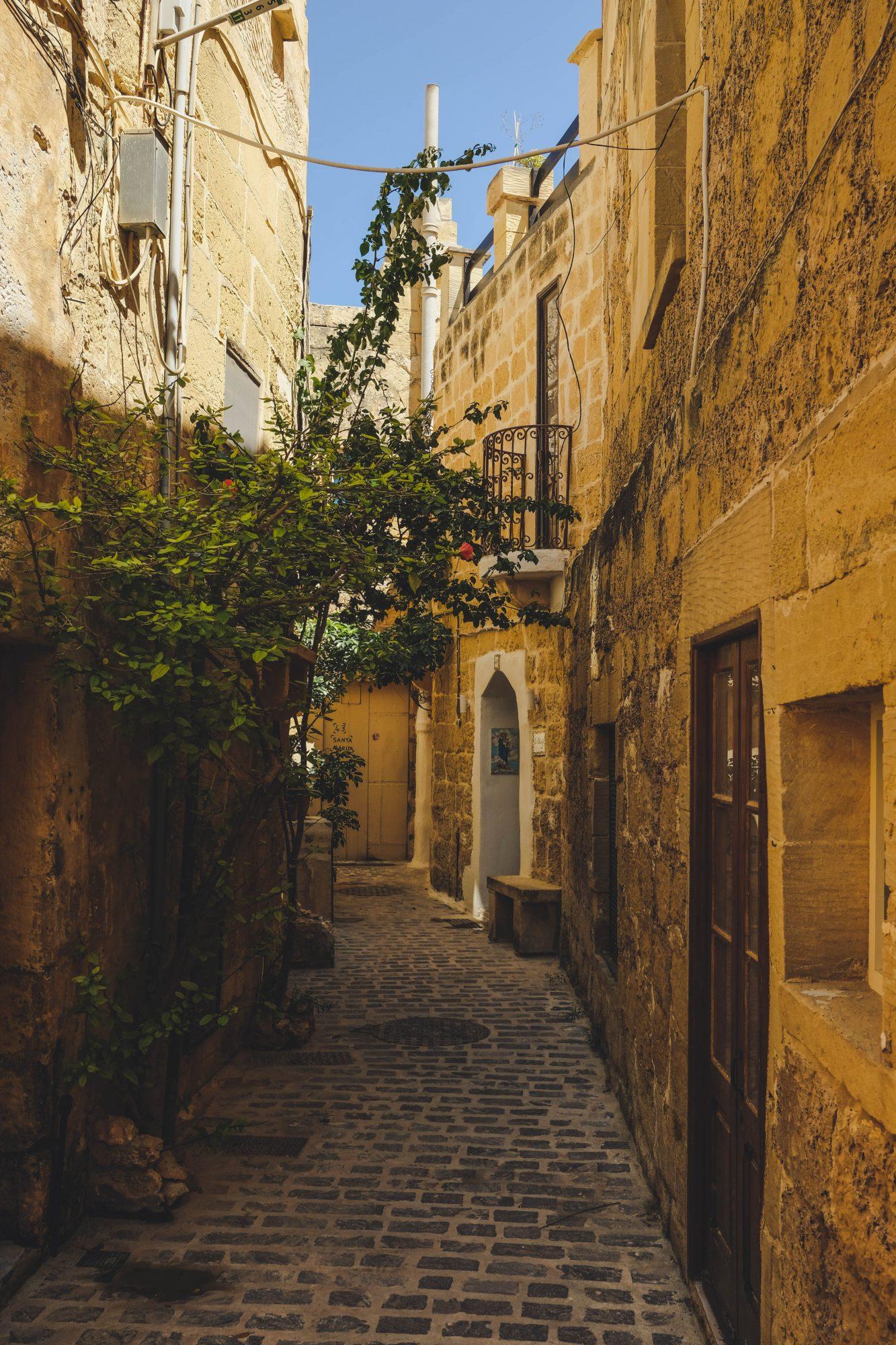 Ruelle - Ir-Rabat Gozo Malte