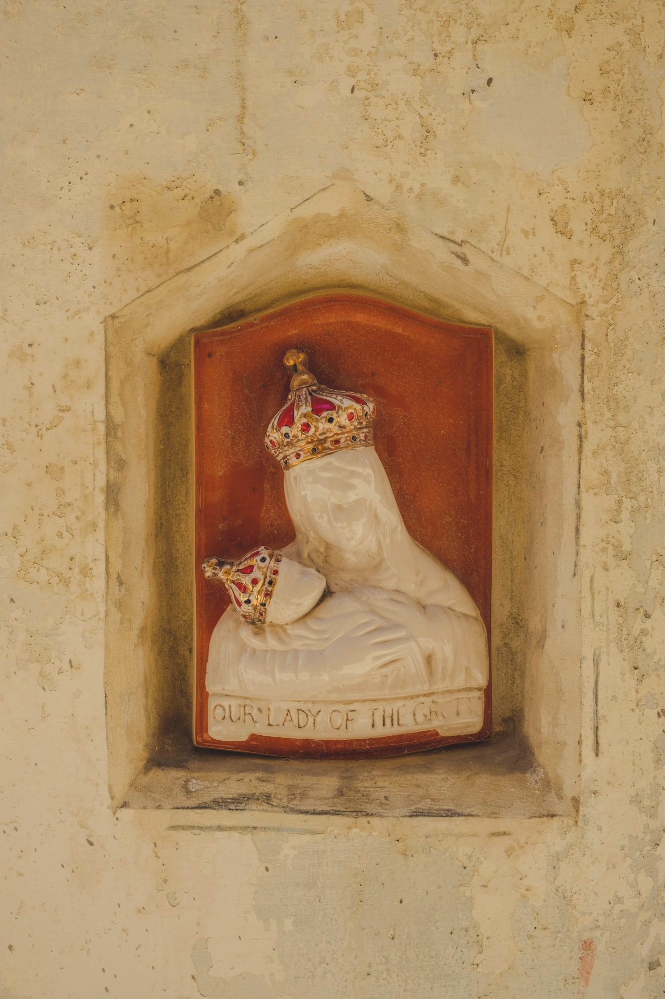 St Patron de maison - Ir-Rabat Gozo Malte