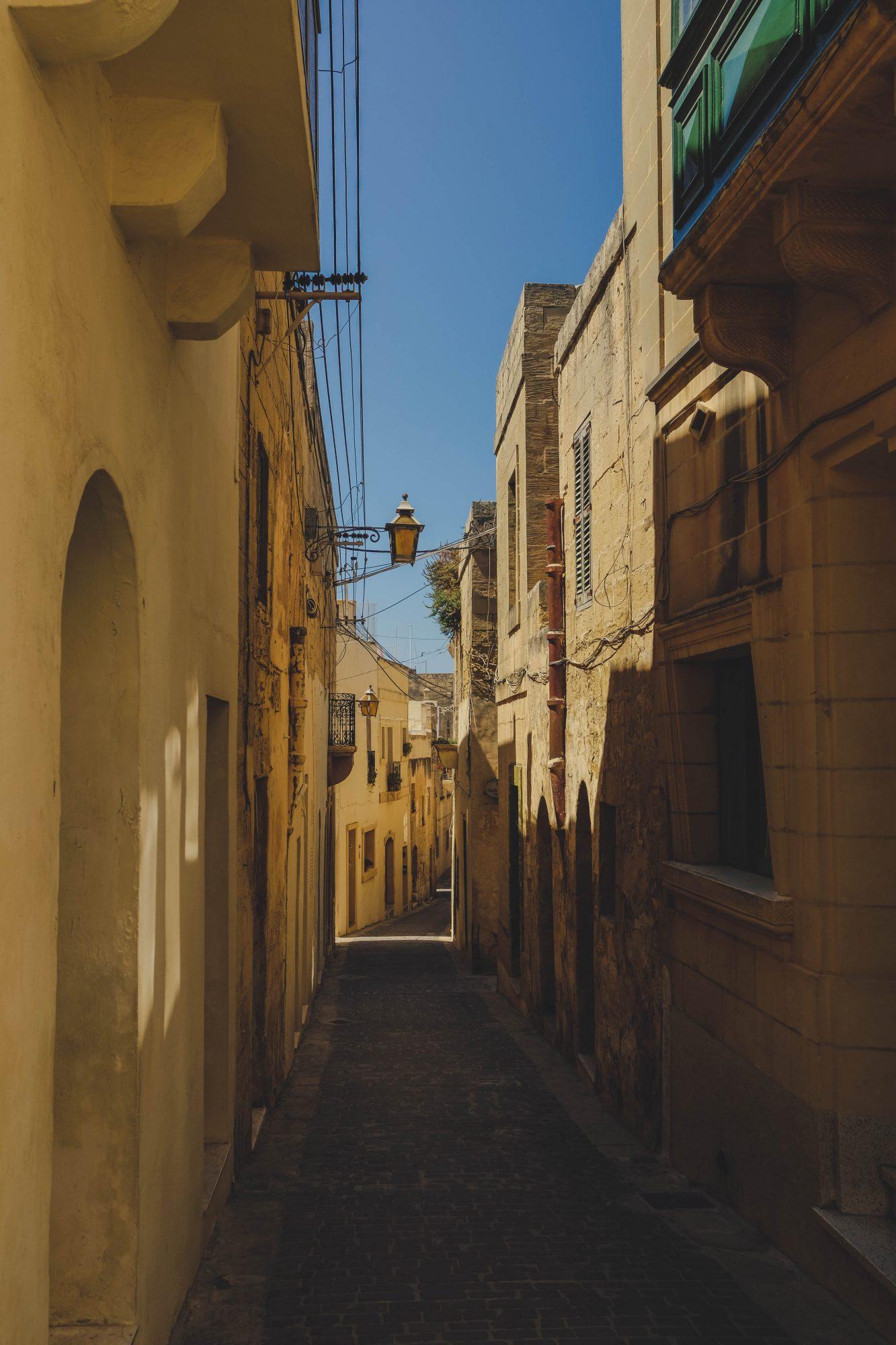 A l'ombre - Ir-Rabat Gozo Malte