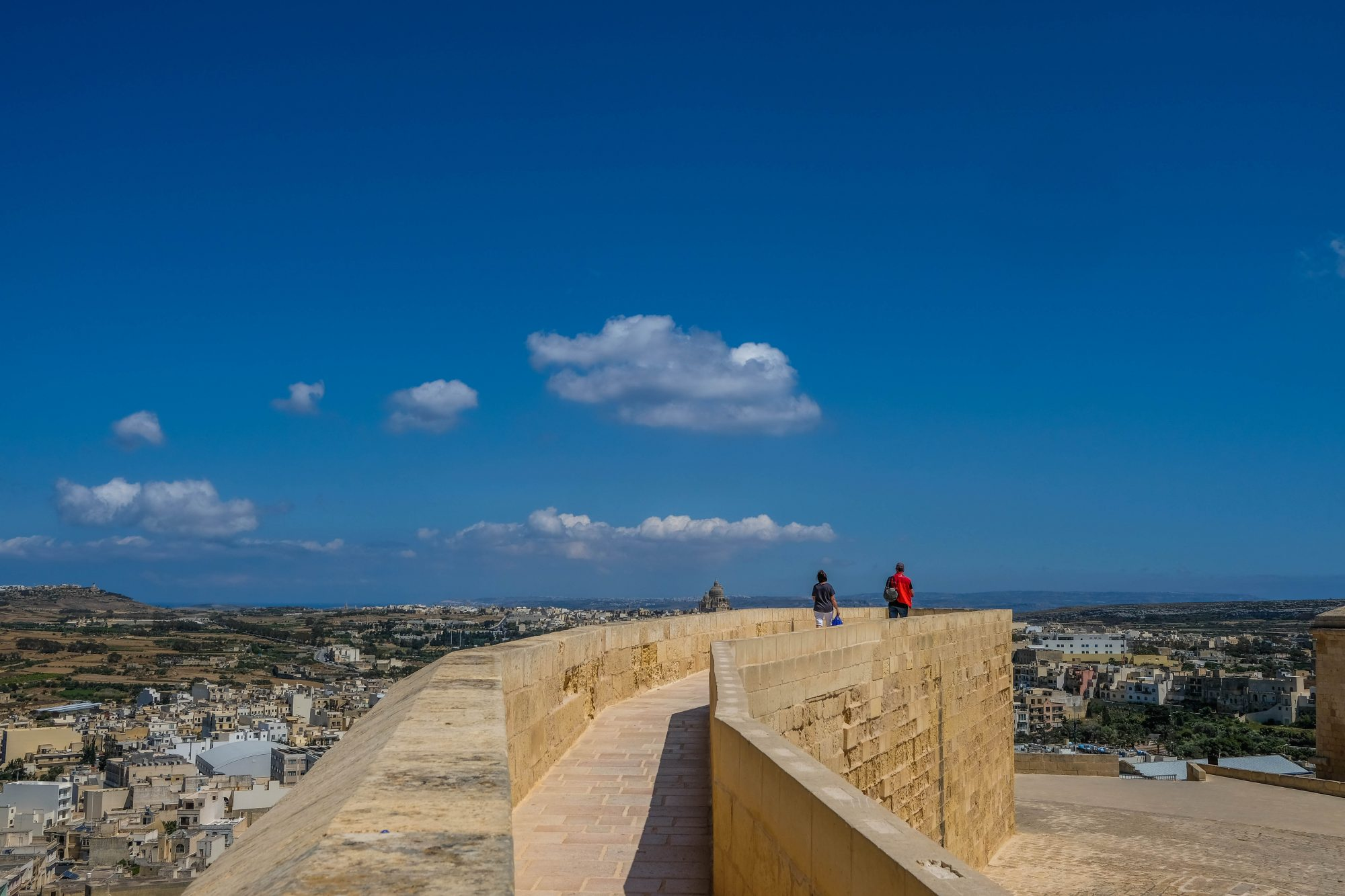 Vue sur Gozo - Ir-Rabat Gozo Malte