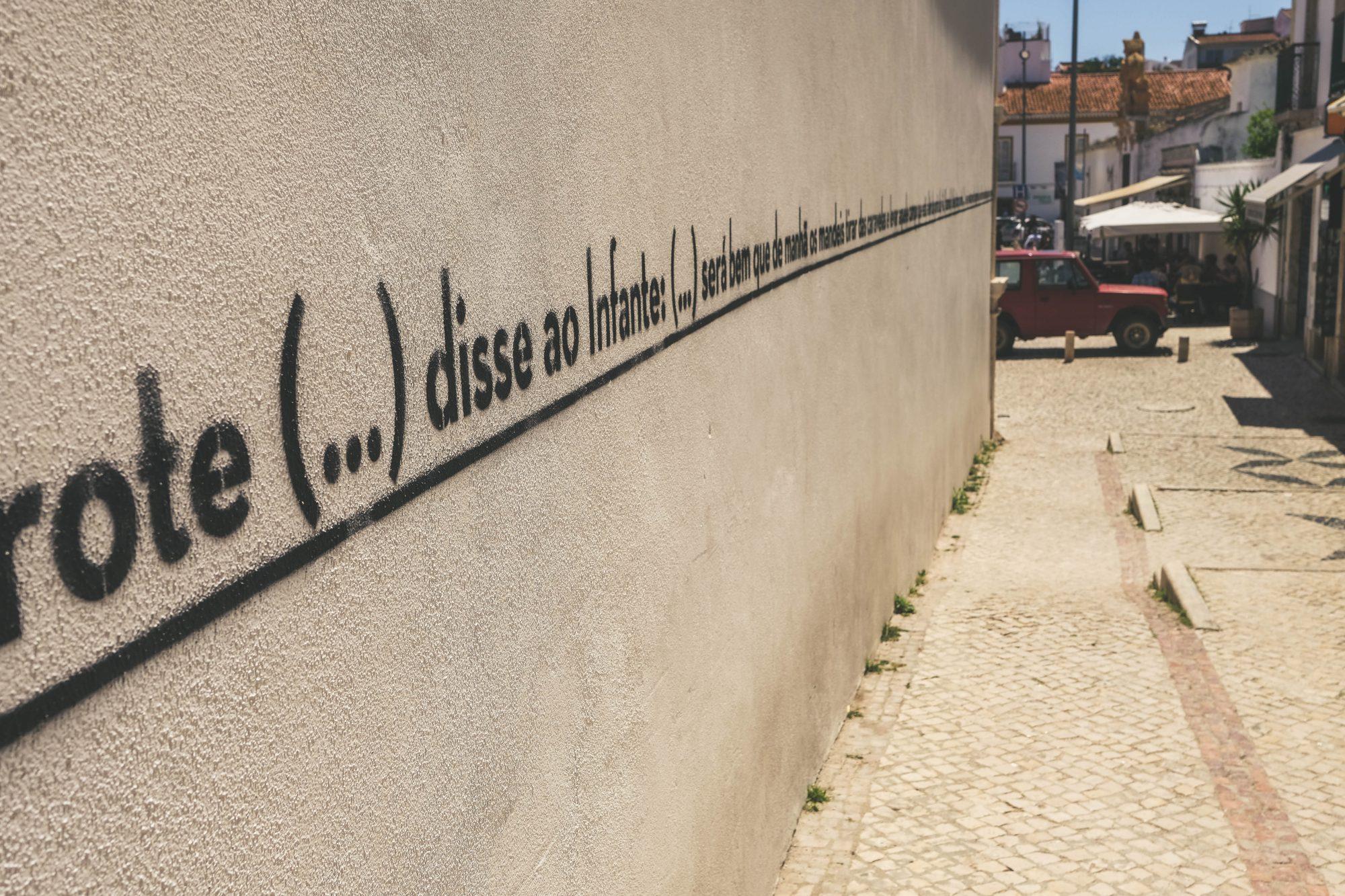 Dicton - Lagos, Portugal