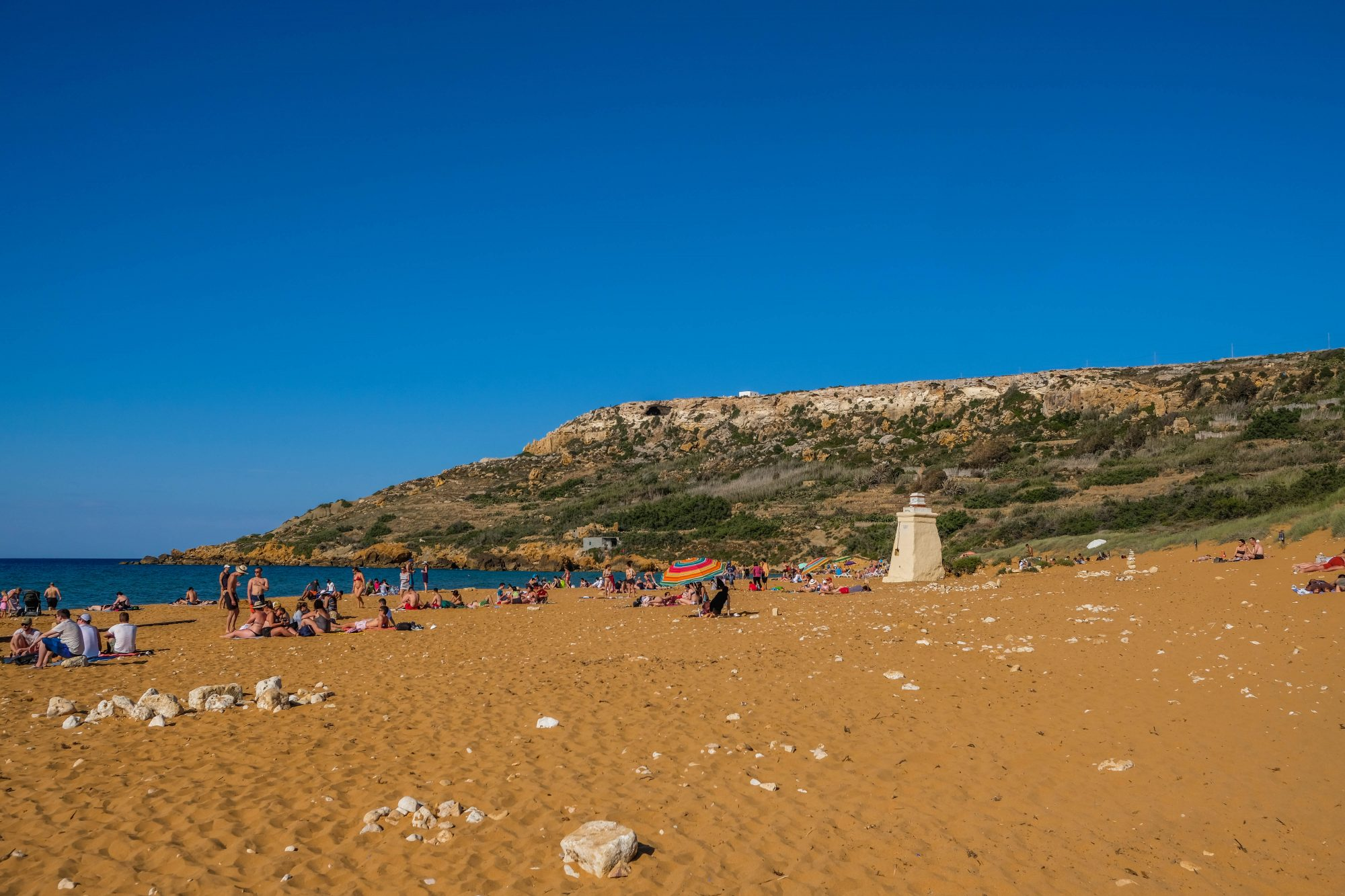 Ramla Bay - Ir-Ramla Gozo malte
