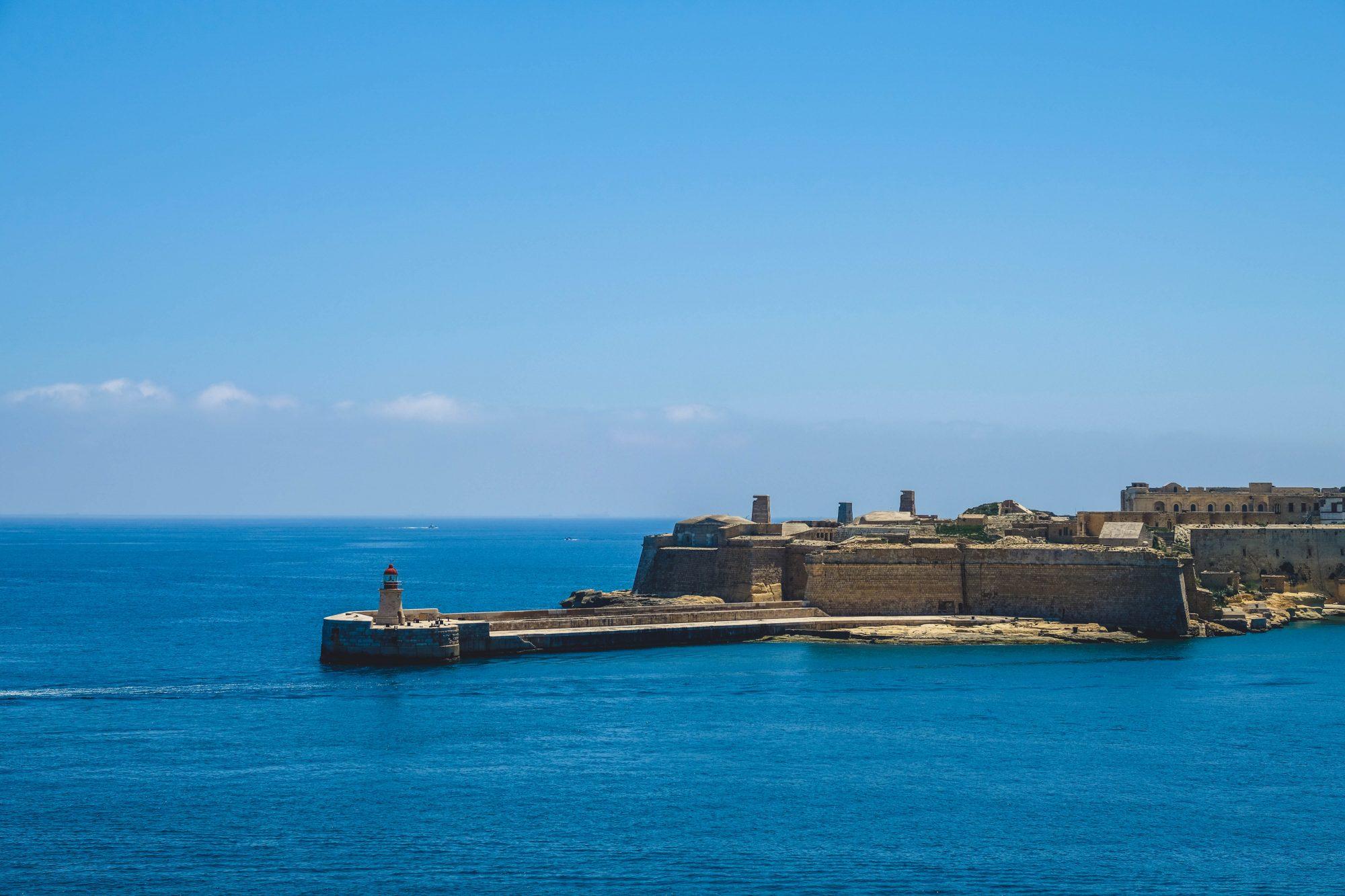 Pointe des 3 cités - Il Karkara La Valette Malte
