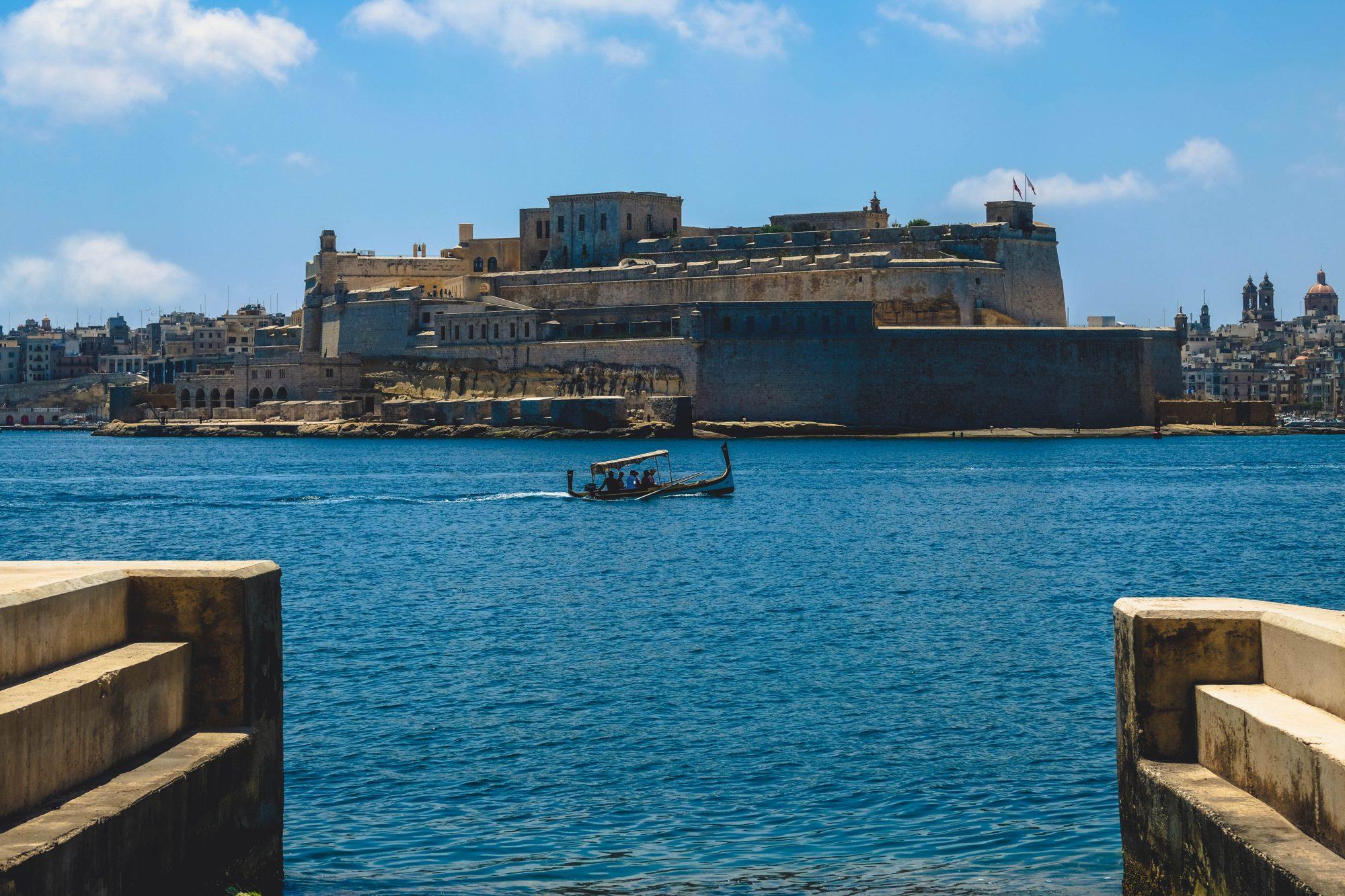 Quai de Xatt Il-Barriera, Malte