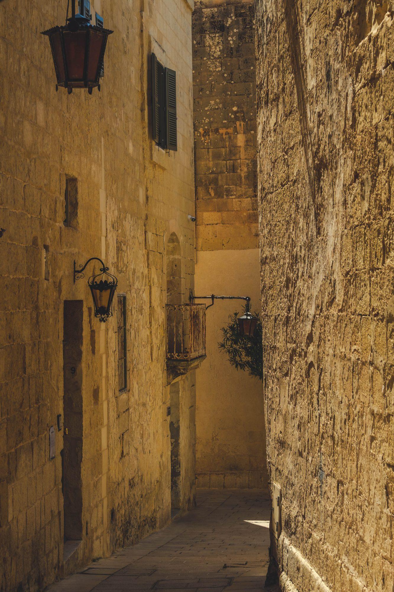 Ruelle - L-Imdina Malte