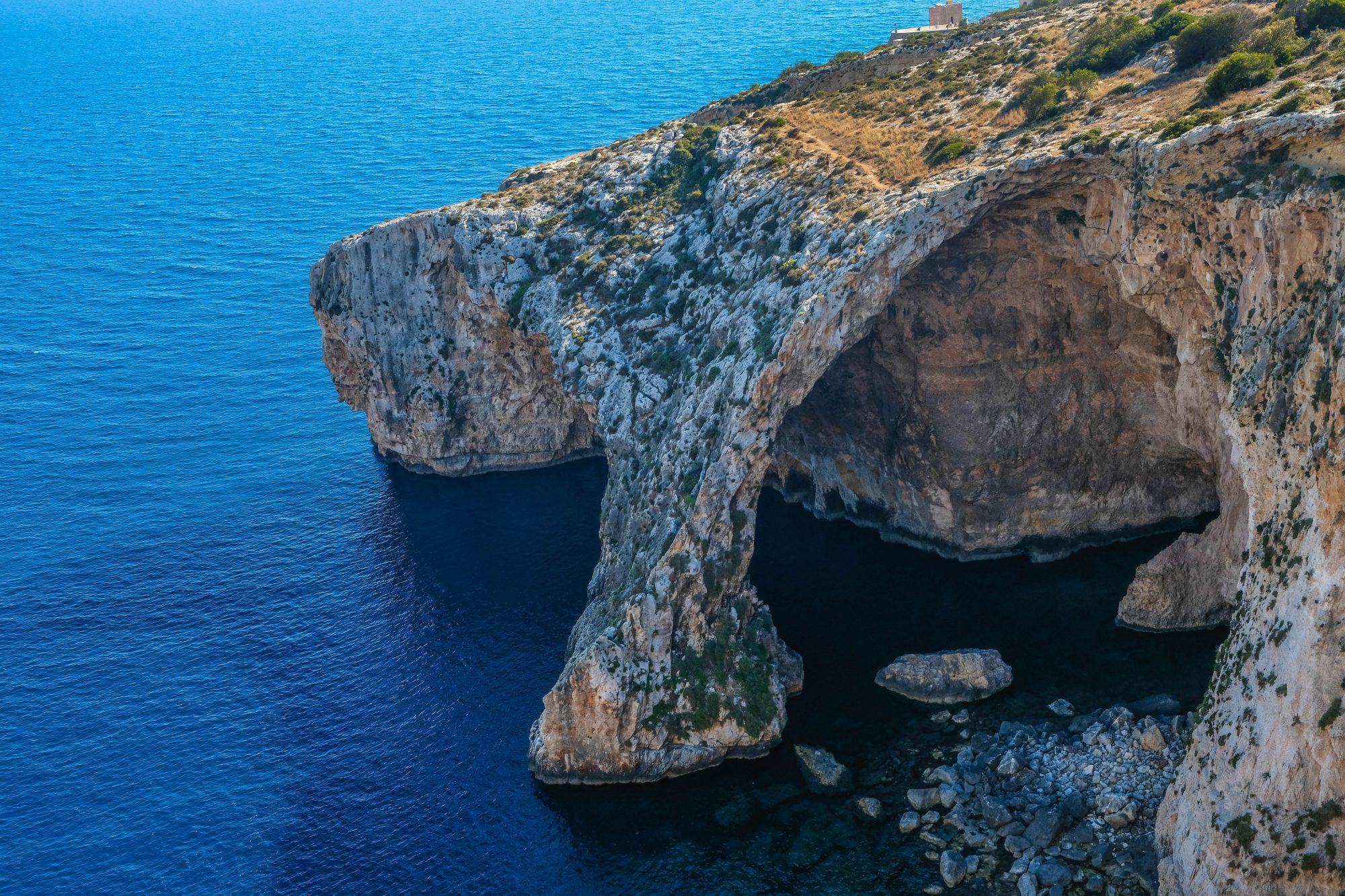 Arche naturelle- Il-Qrendi, Malte