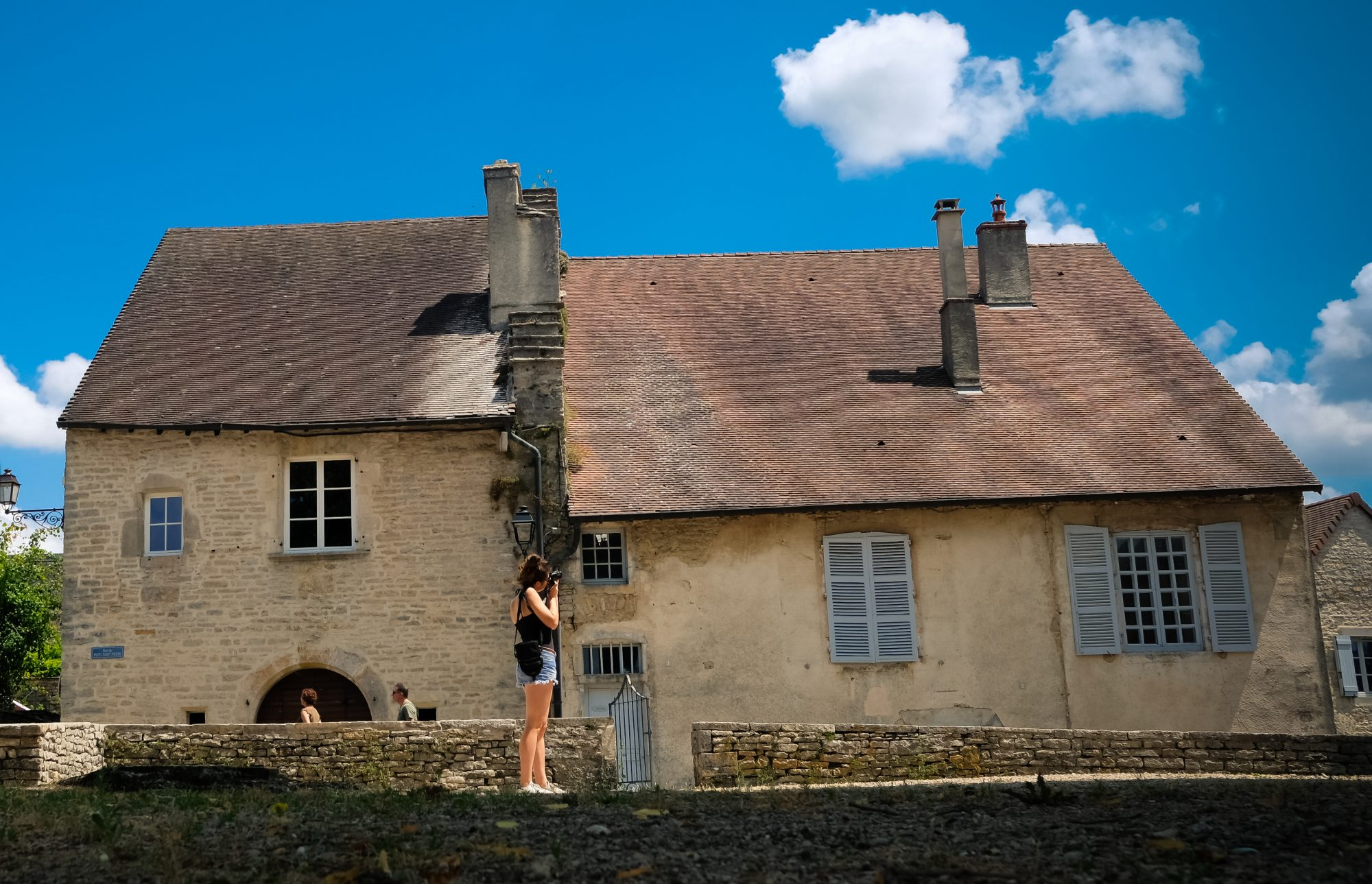 Photographe Jurasienne - Chateau-Chalon, Jura