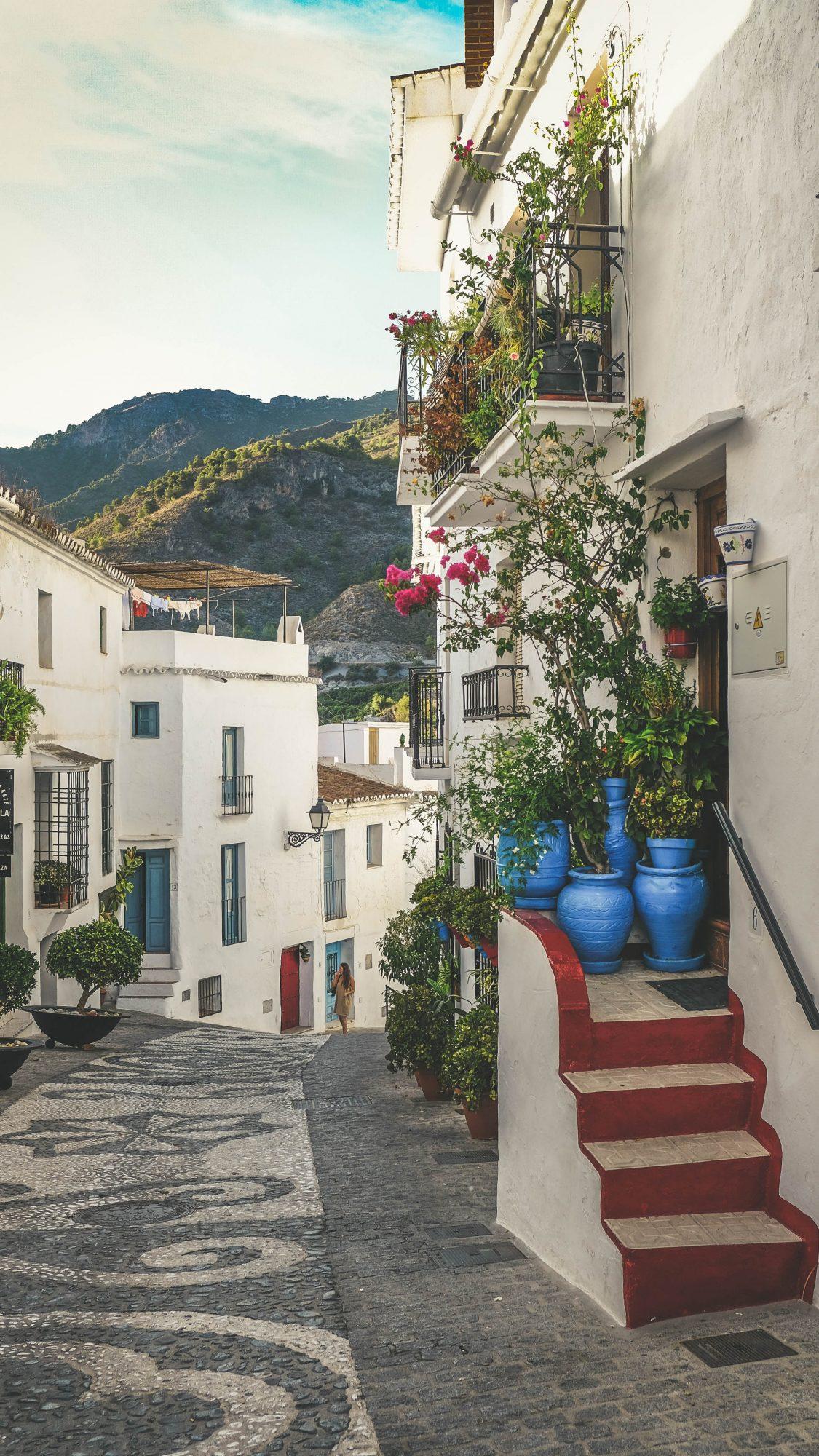On a du pot à Frigiliana : un village à faire lorsque l'on visite l'andalousie