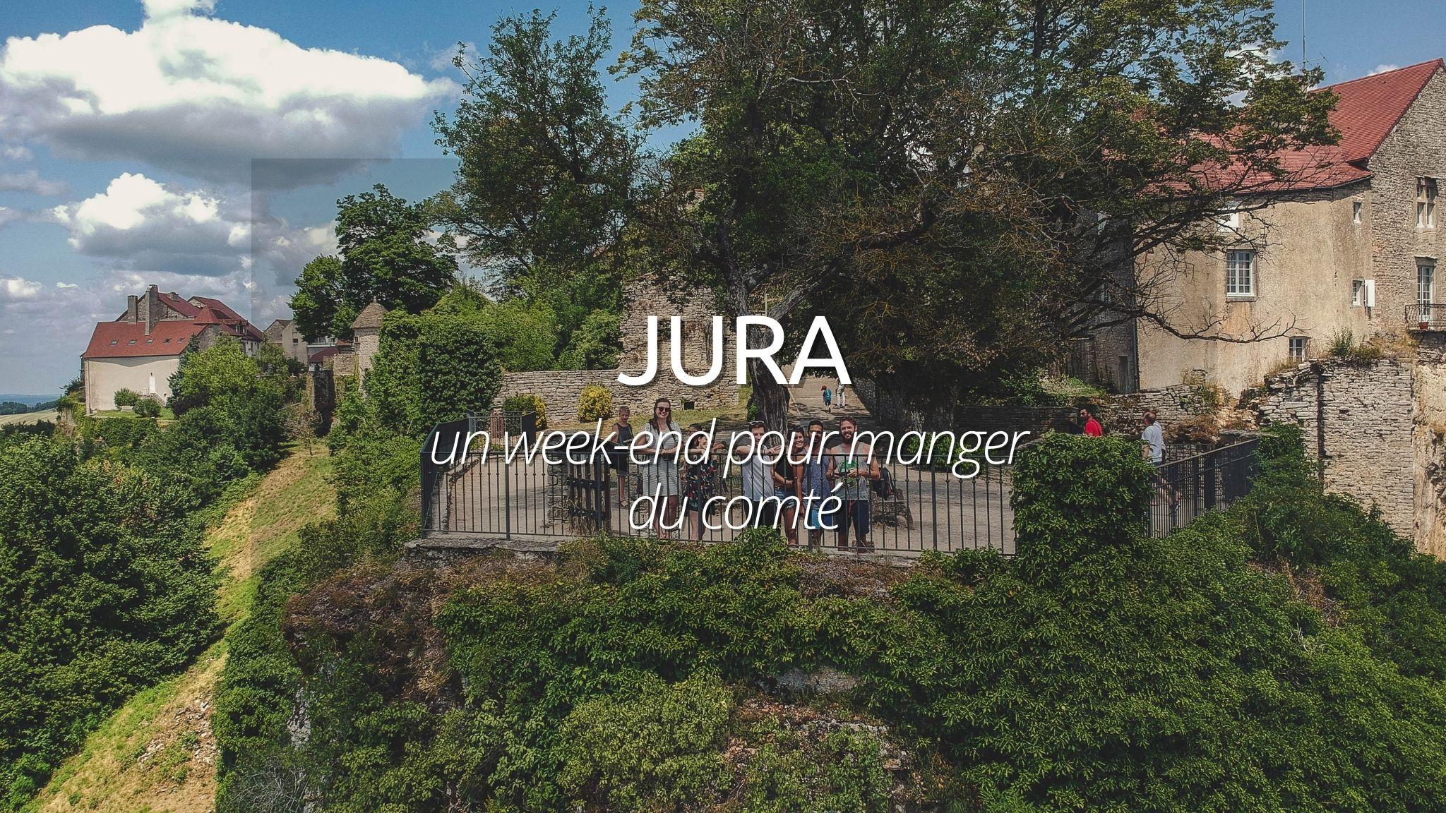 Week-end dans le Jura : découvrir cette région française entre lacs et montagnes