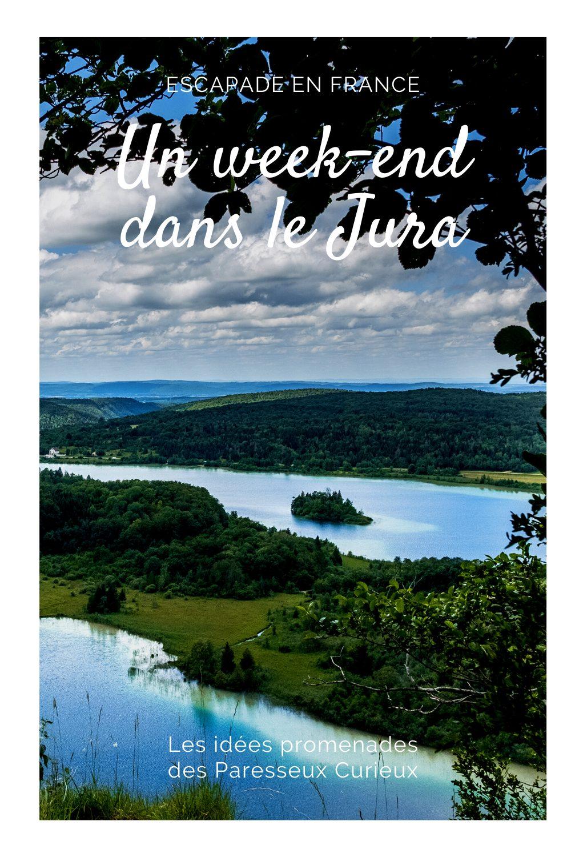 Pinterest Pin Week end Jura