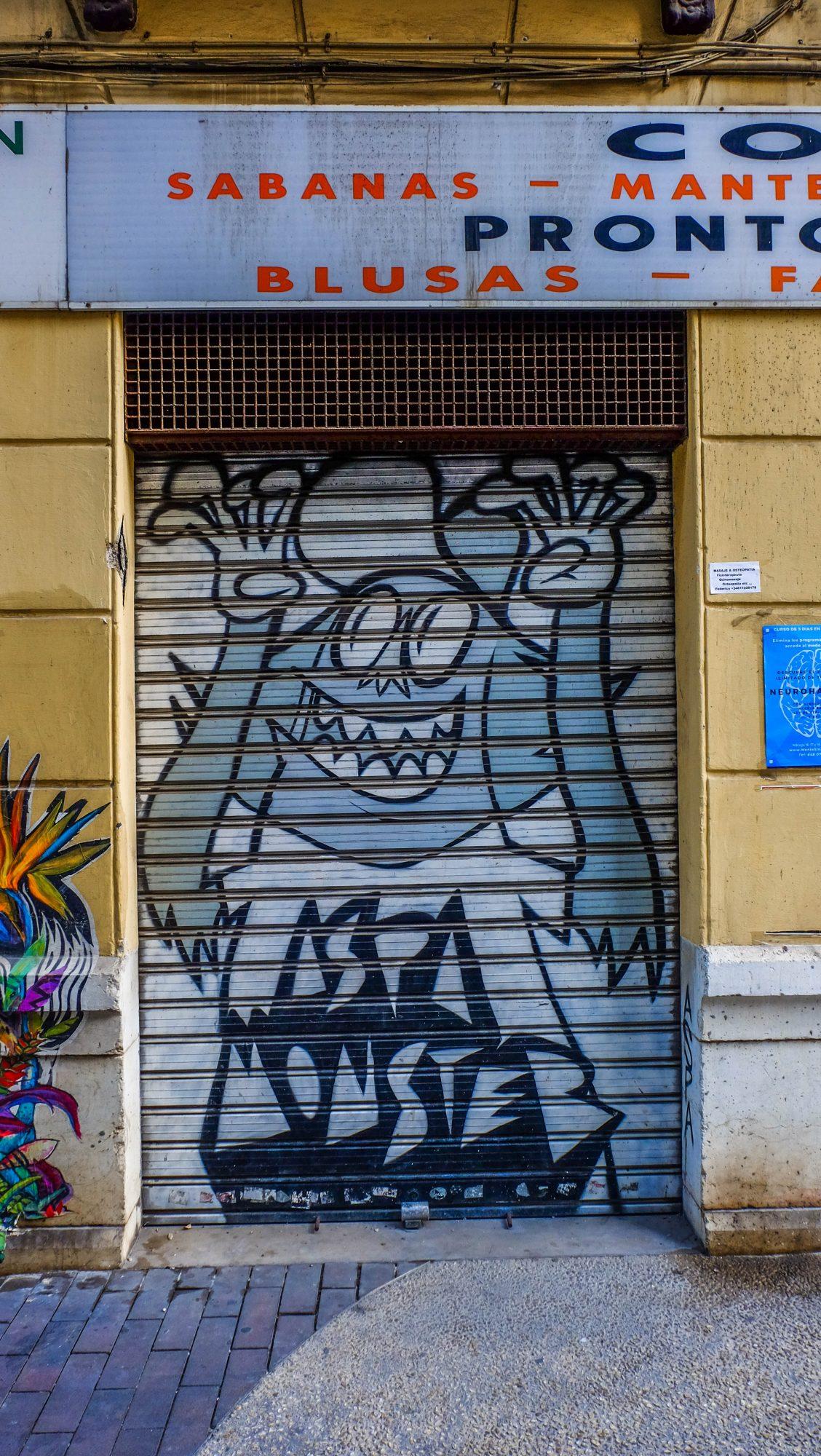 Aspa Monster - Malaga, Espagne