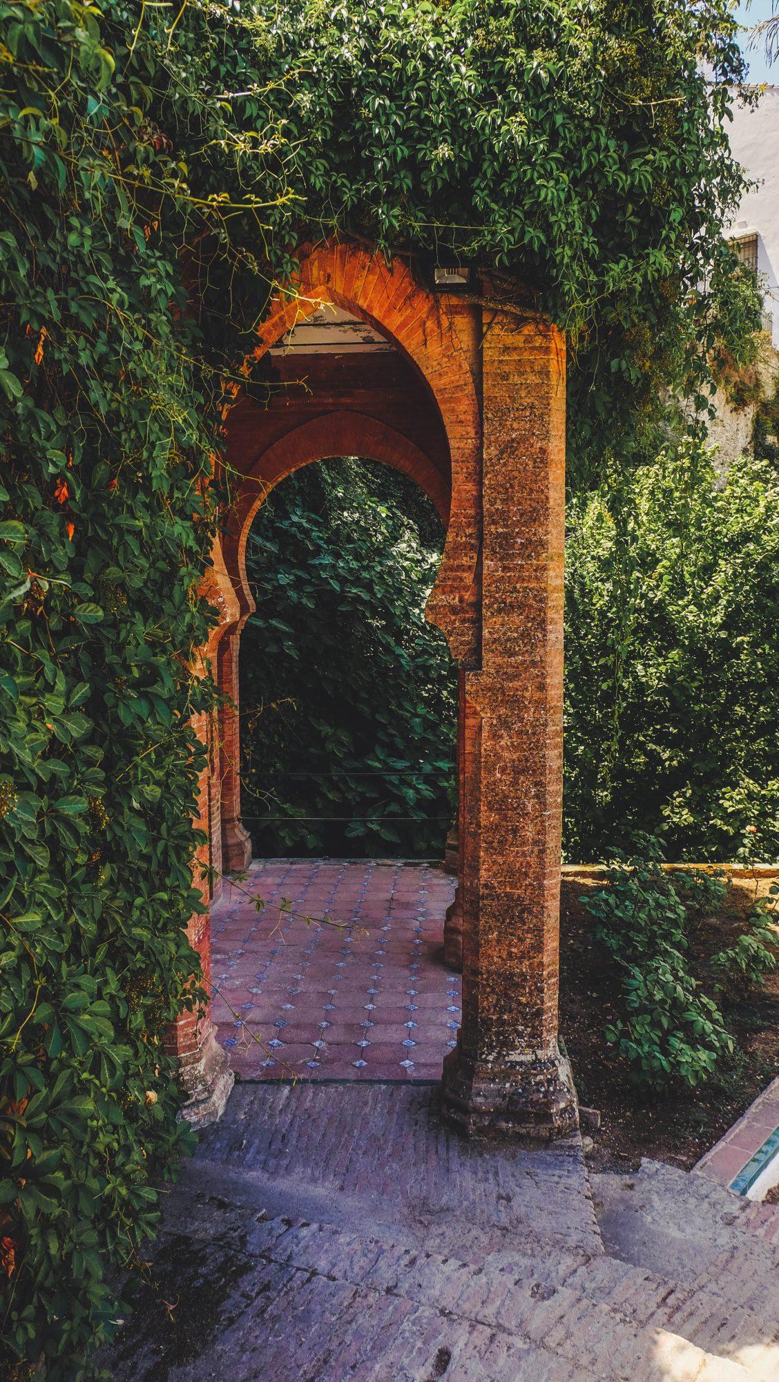 Porche Arabe - Ronda, Espagne