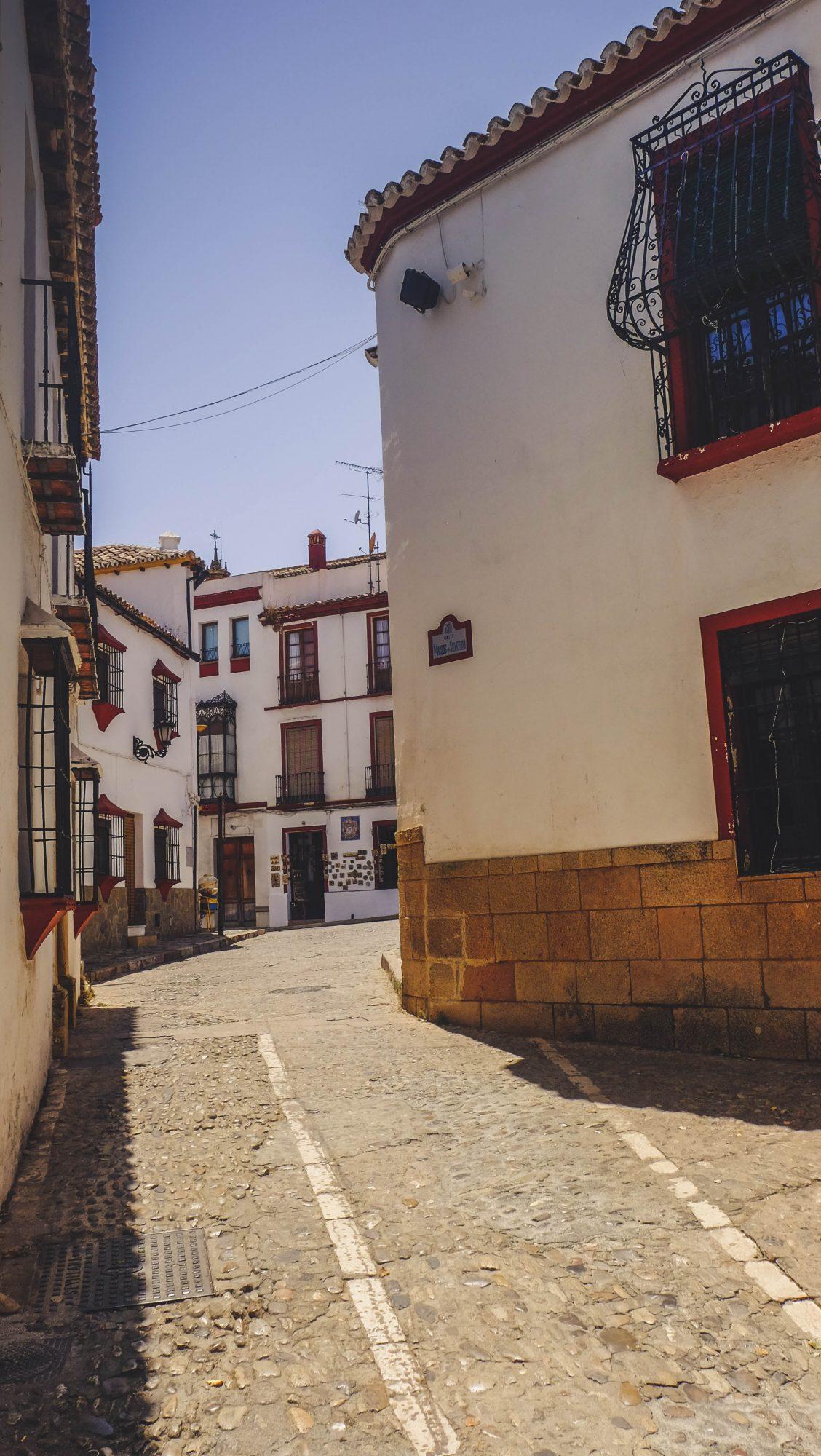 Vieille ville de Ronda - Ronda, Espagne