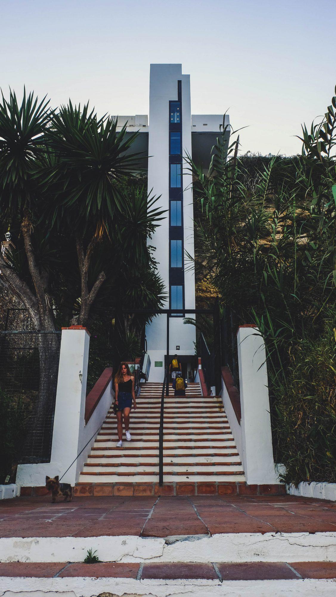 Entrée - Nerja, Espagne