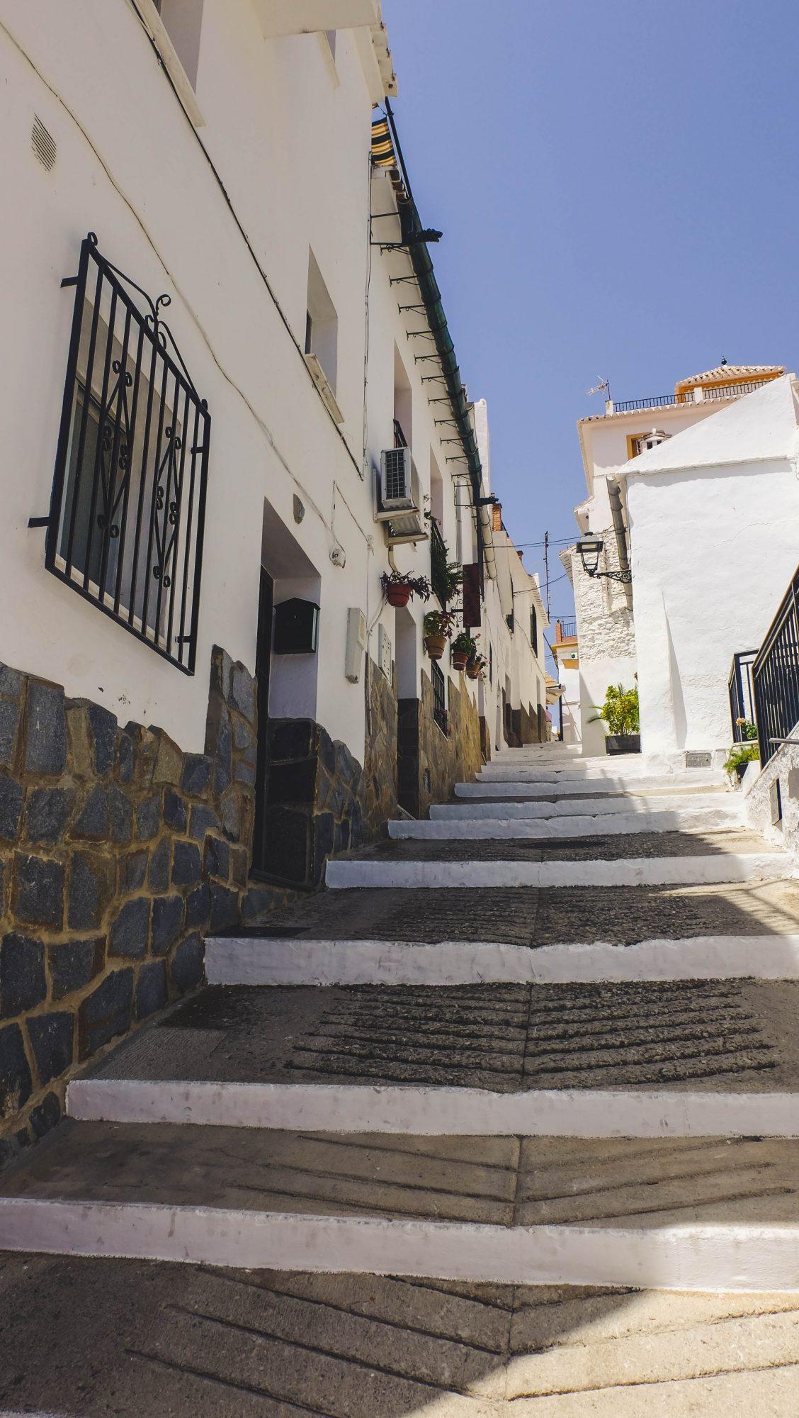 Grimpette - Sedella, Espagne