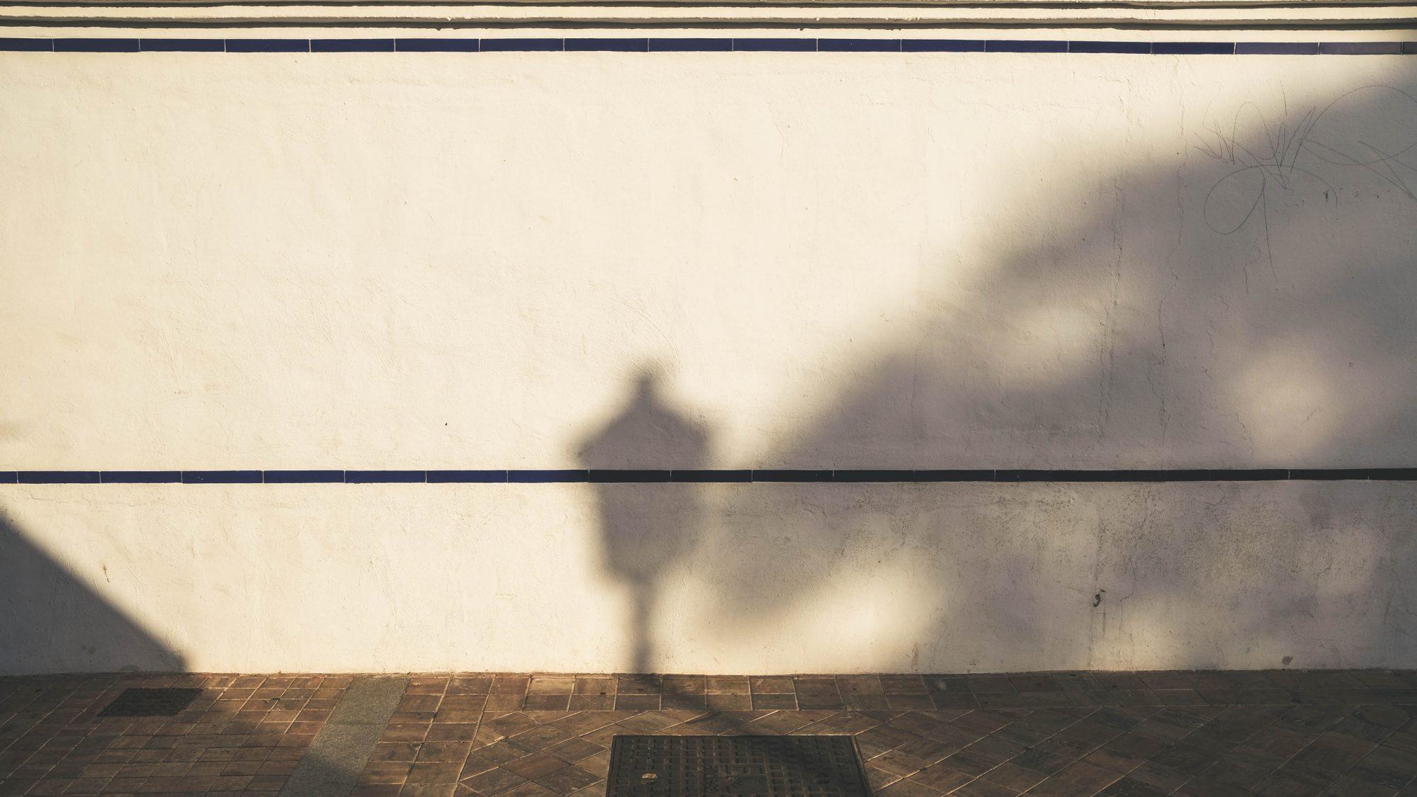 Ombre projetée - Nerja, Espagne