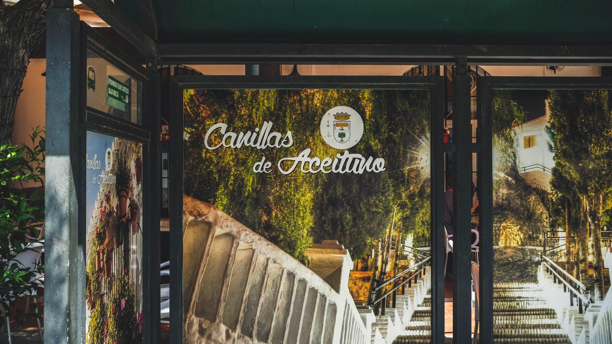 Au cas où - Canillas de Aceituno, Espagne