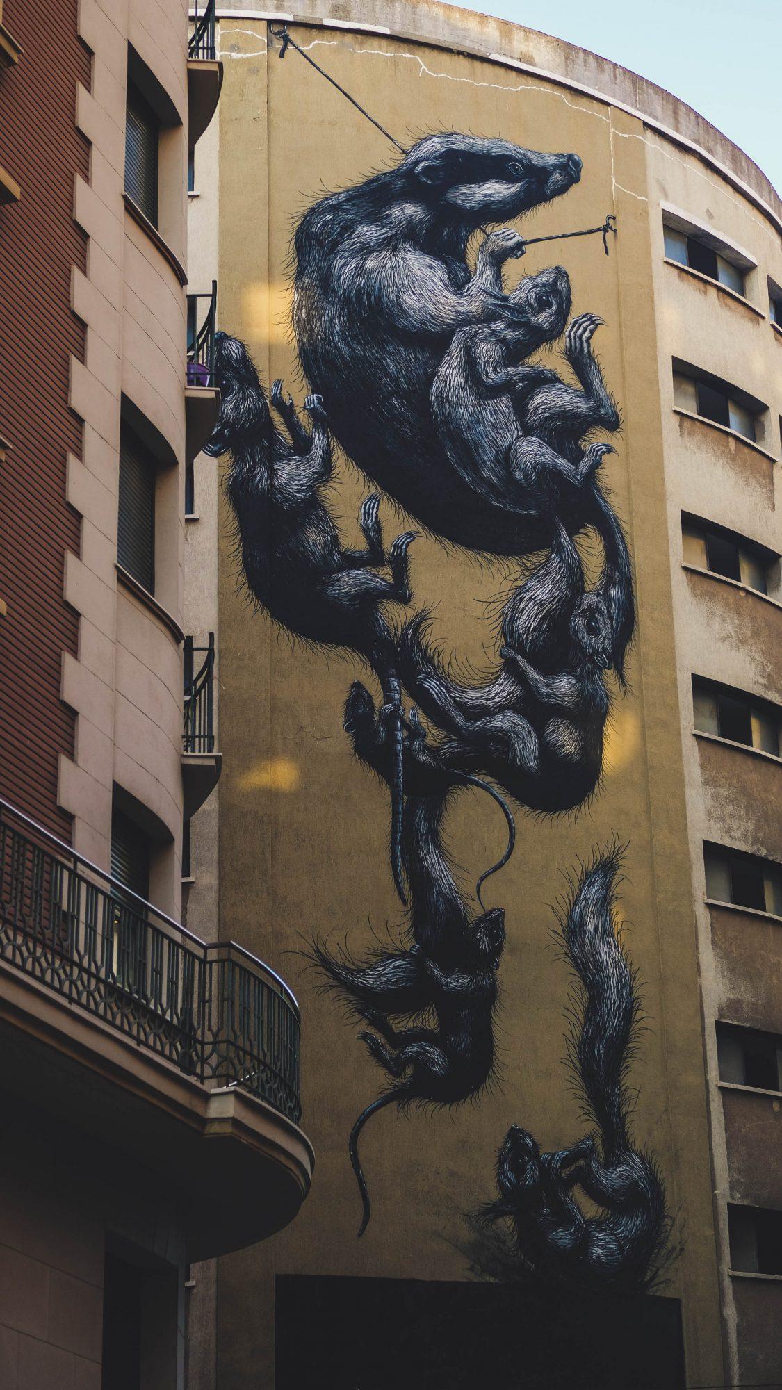 Climbing Rats - Malaga, Espagne