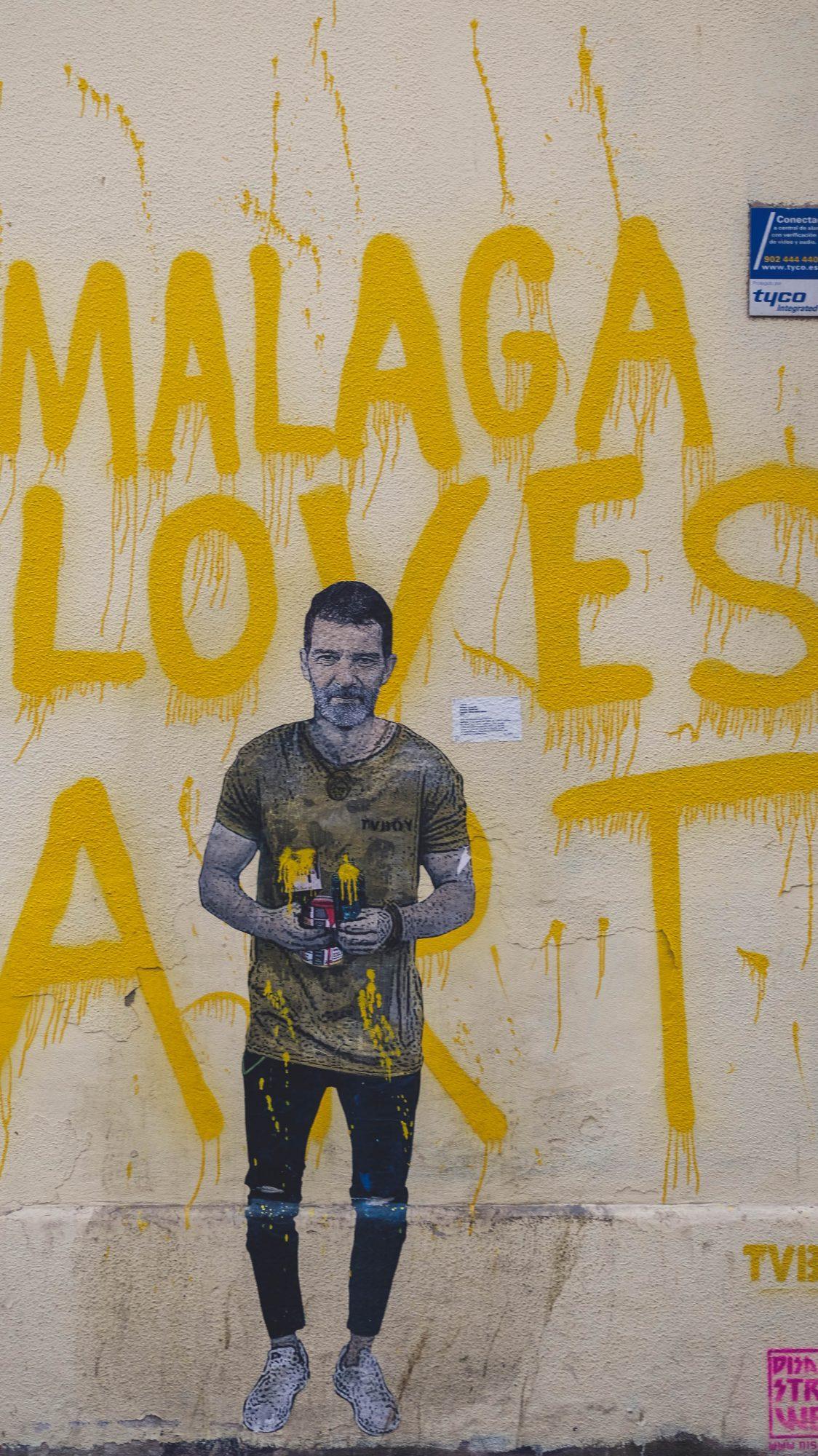 Malaga Loves Art 1.2 - Malaga, Espagne