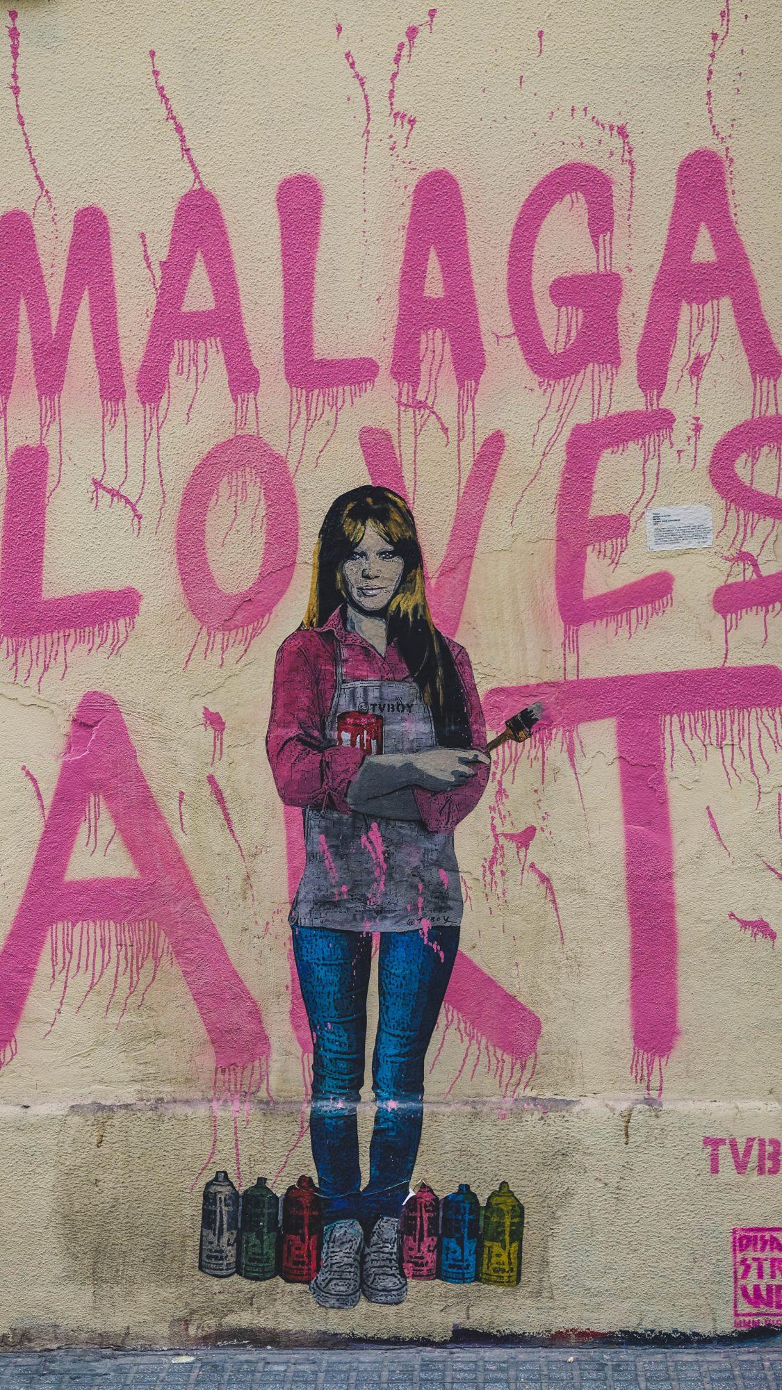 Malaga Loves Art 1.3 - Malaga, Espagne