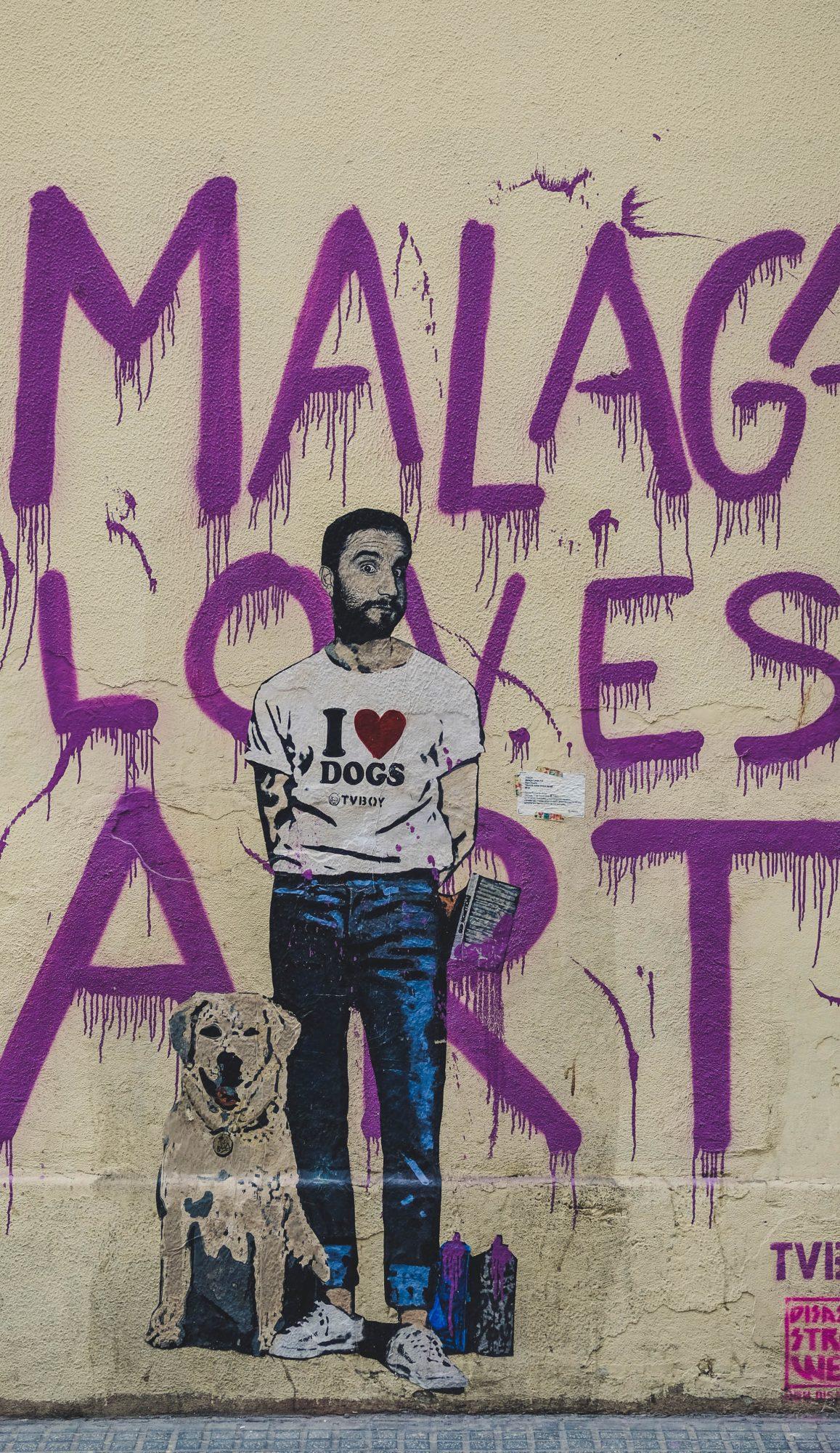 Malaga Loves Art 1.1 - Malaga, Espagne
