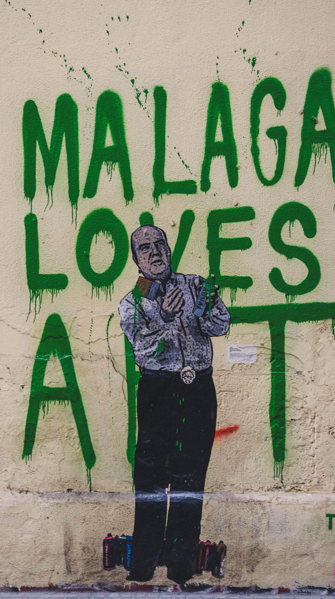 Malaga Loves Art 1.4 - Malaga, Espagne