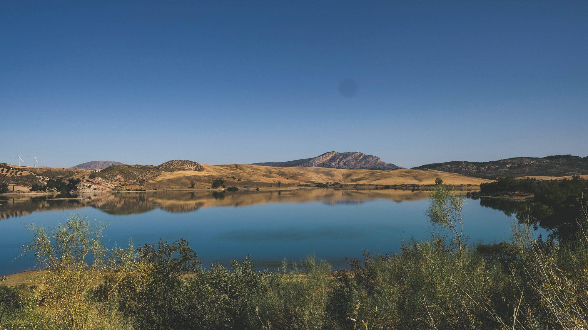 Lac el Chorro - El Chorro, Espagne