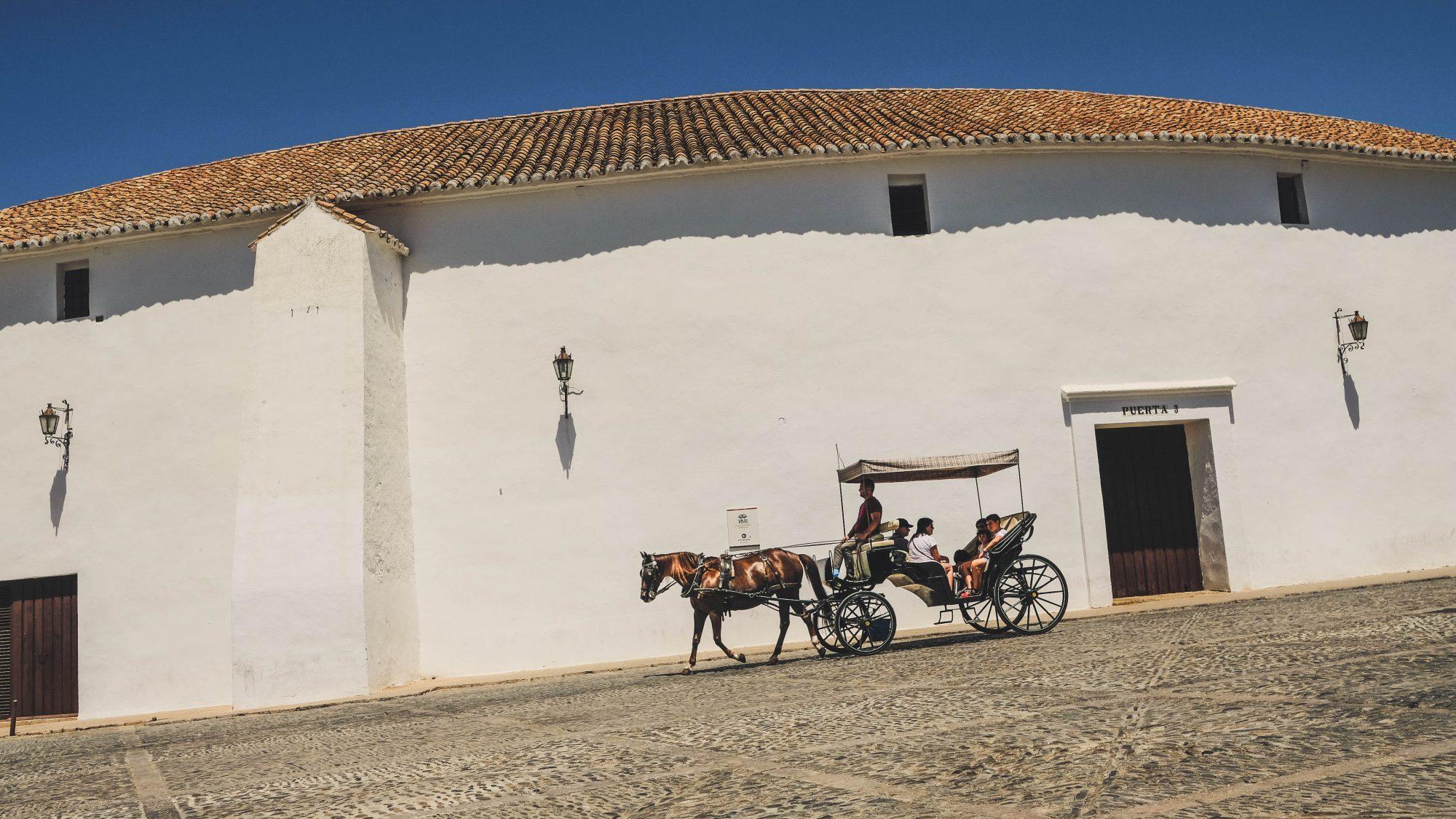 Caleche & Arène - Ronda, Espagne