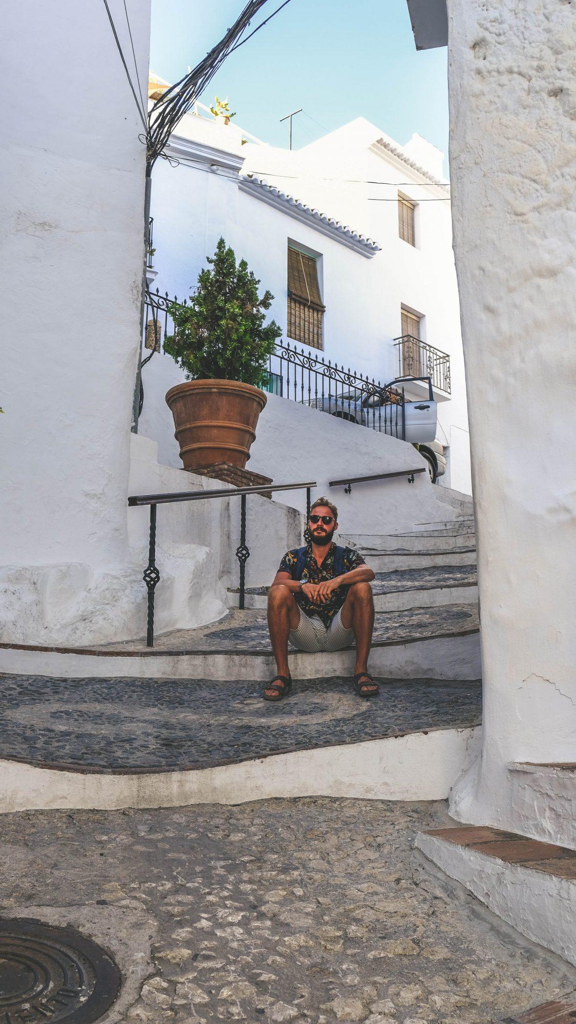 Mimi male - Frigiliana, Espagne